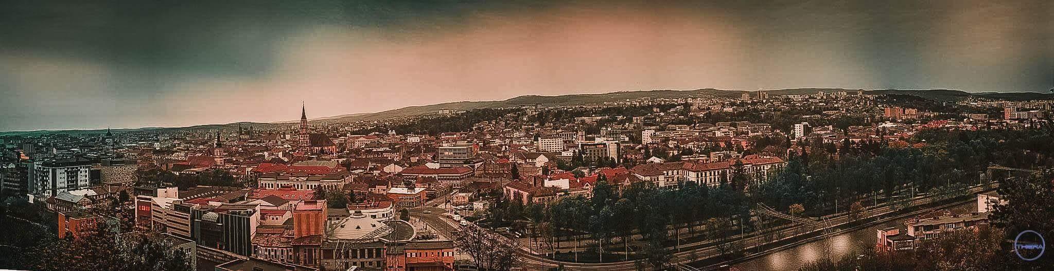 Amazing view of Cluj.  by Tunyogi I. György