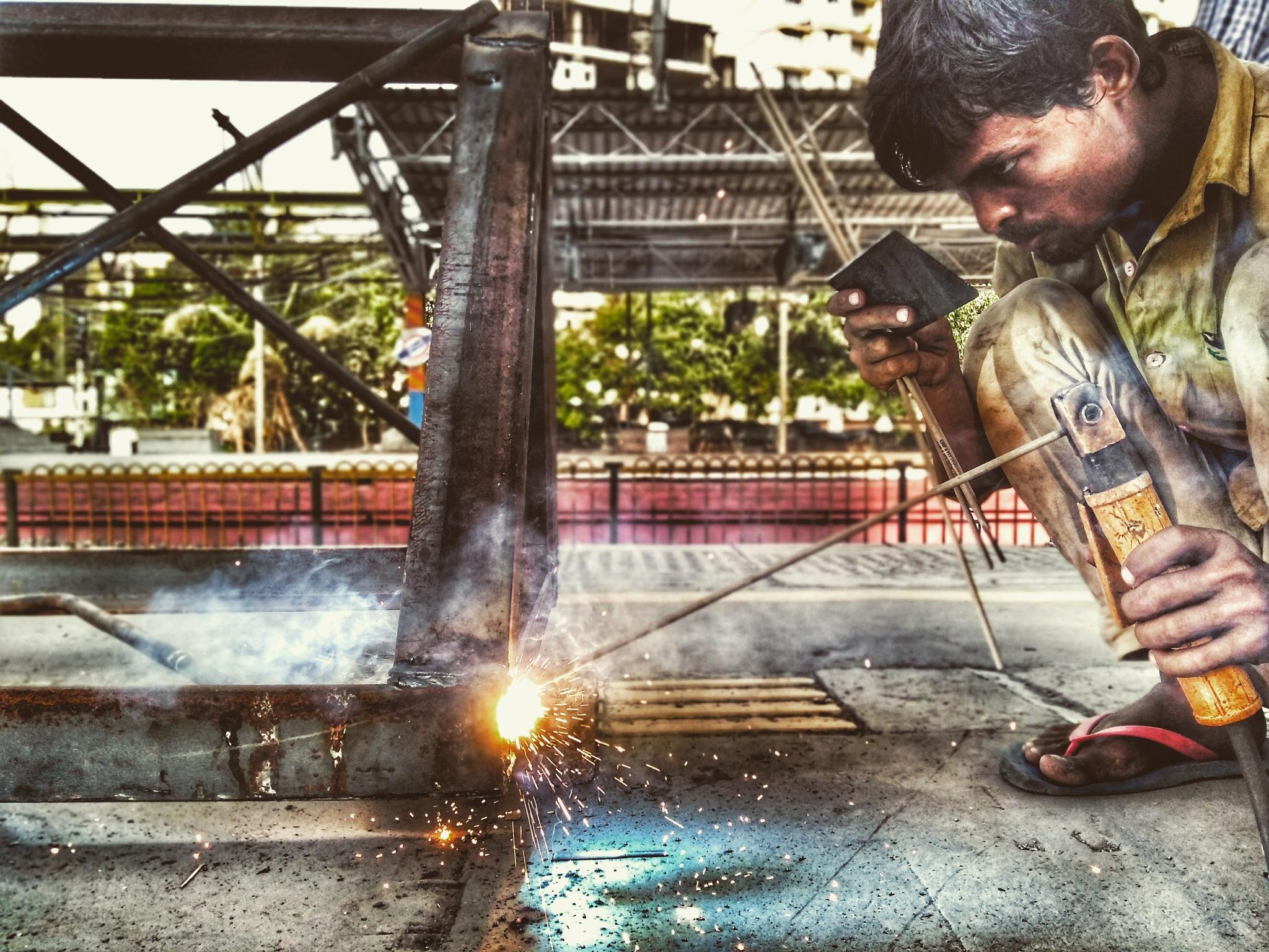 Work in progress  by Sidharth madhesiya