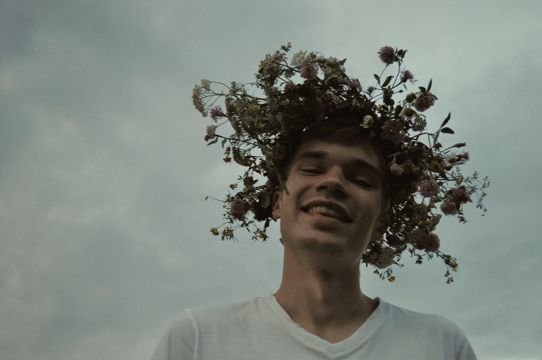Flower Boy  by Vėja Viliūnaitė