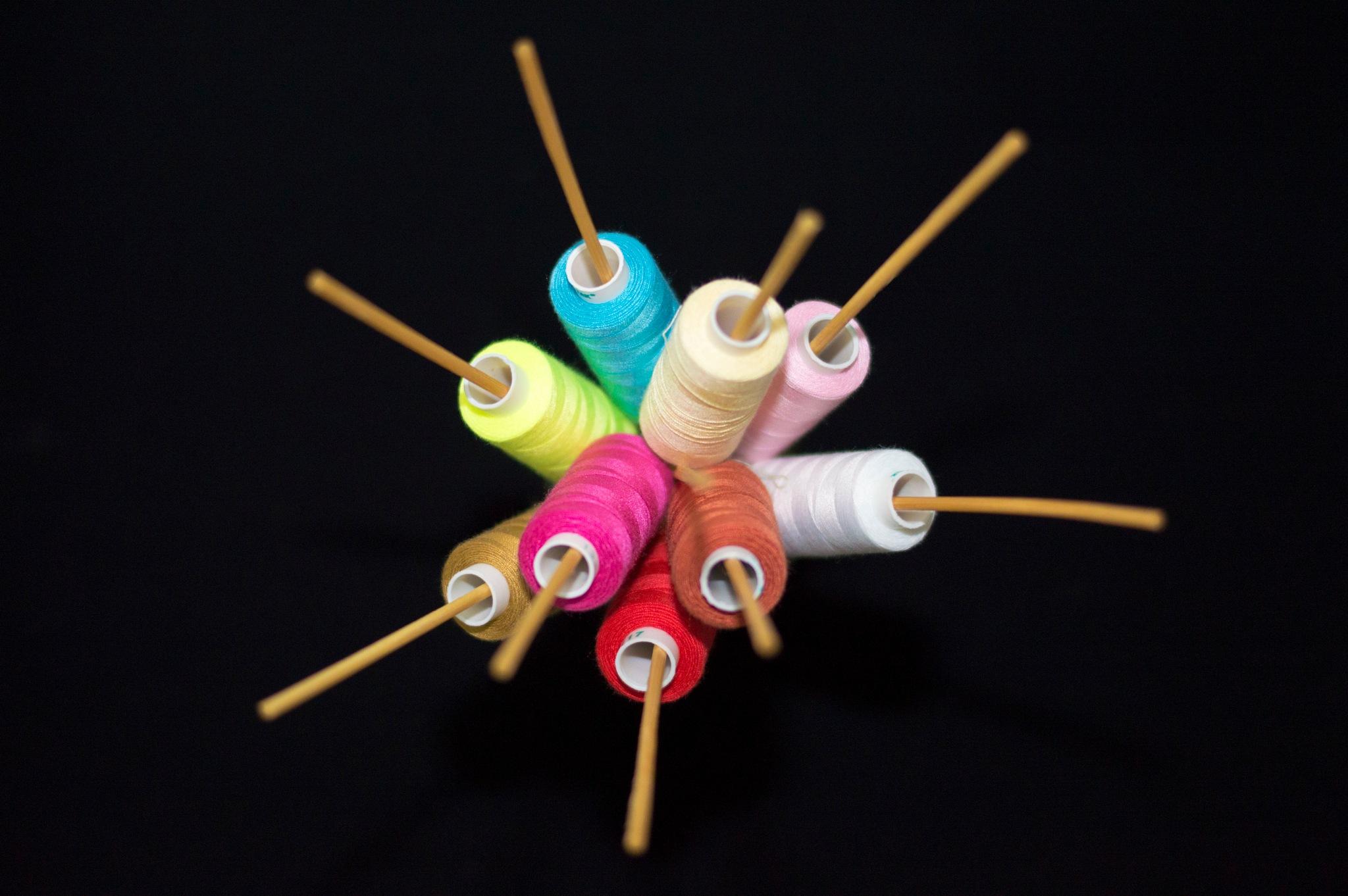 Threads Flower  by amr ali abdallah ali
