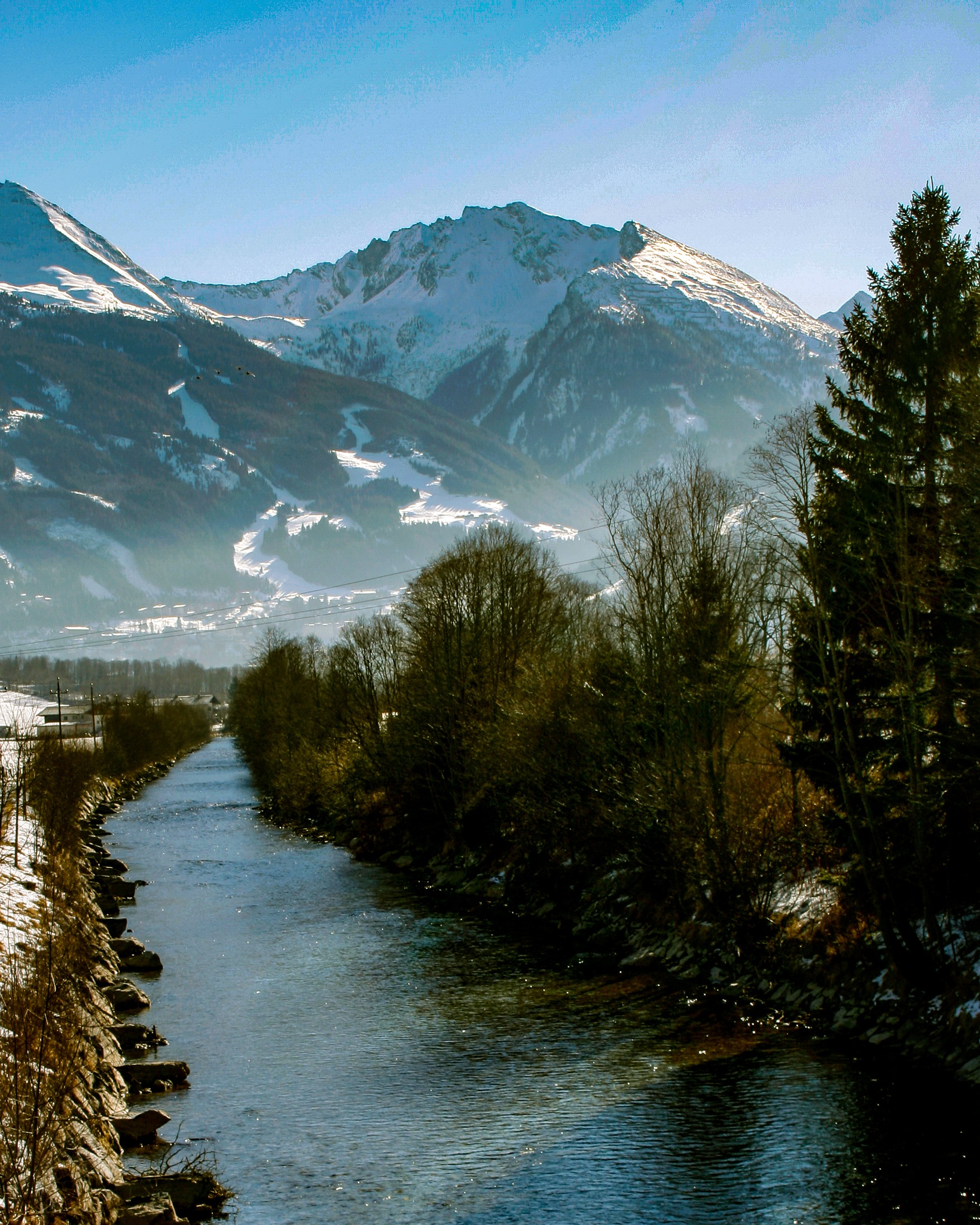 Mountains of Salzburg by Thierry Royls