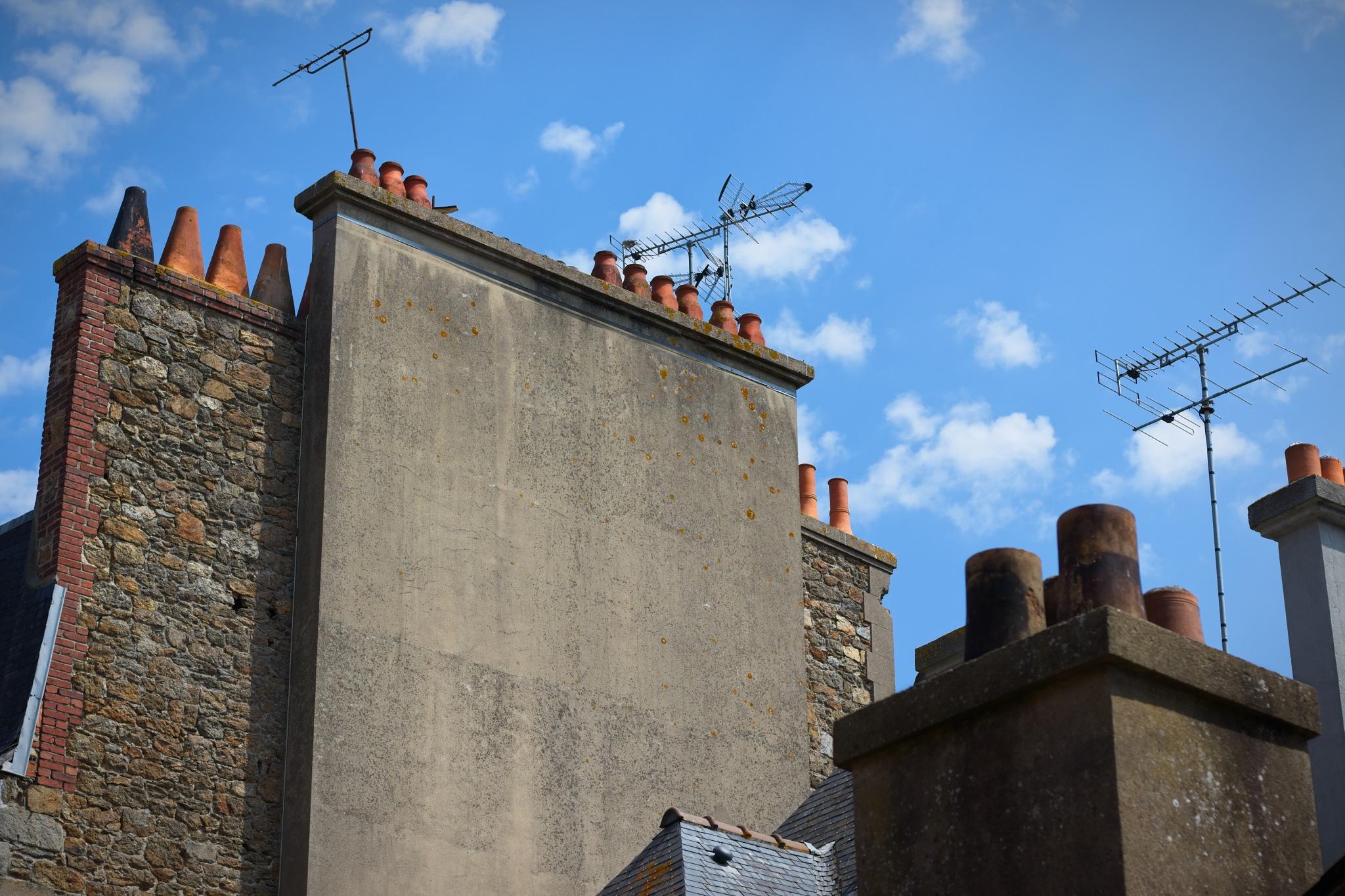 Chimneys by Noah Hürlimann