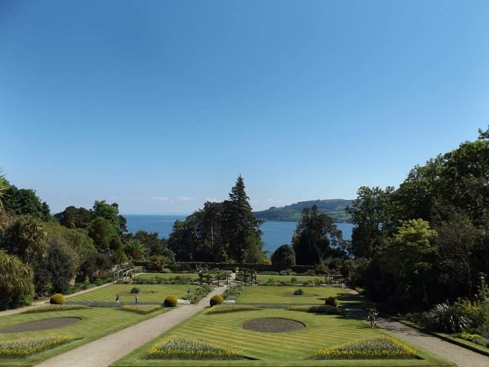 Brodick Castle Gardens. by Zoe Mclauchlan