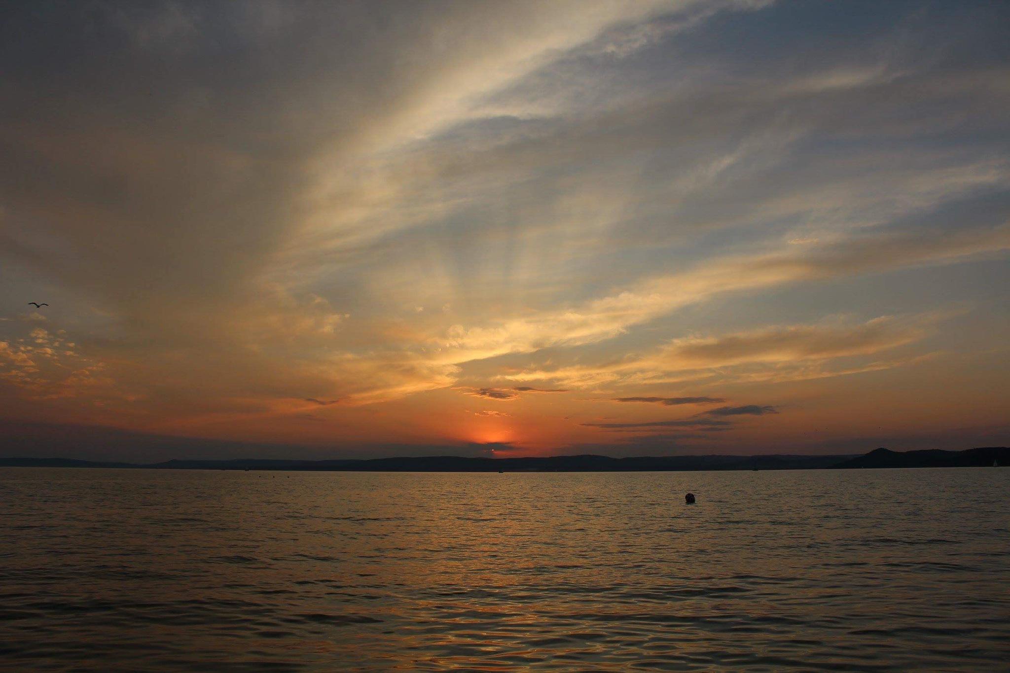 Sunset by Sáfrány Mónika