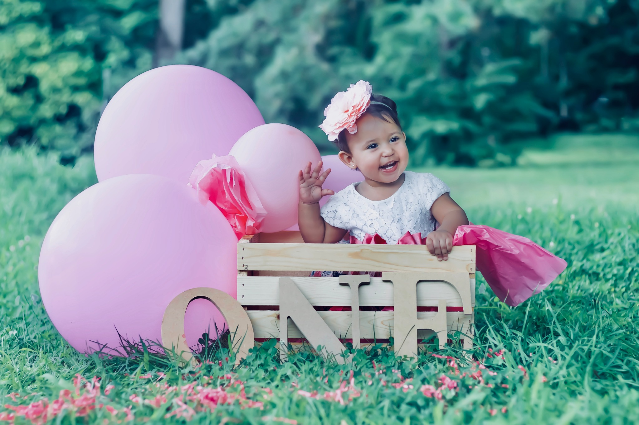 Turning ONE by Jan Perez Colon