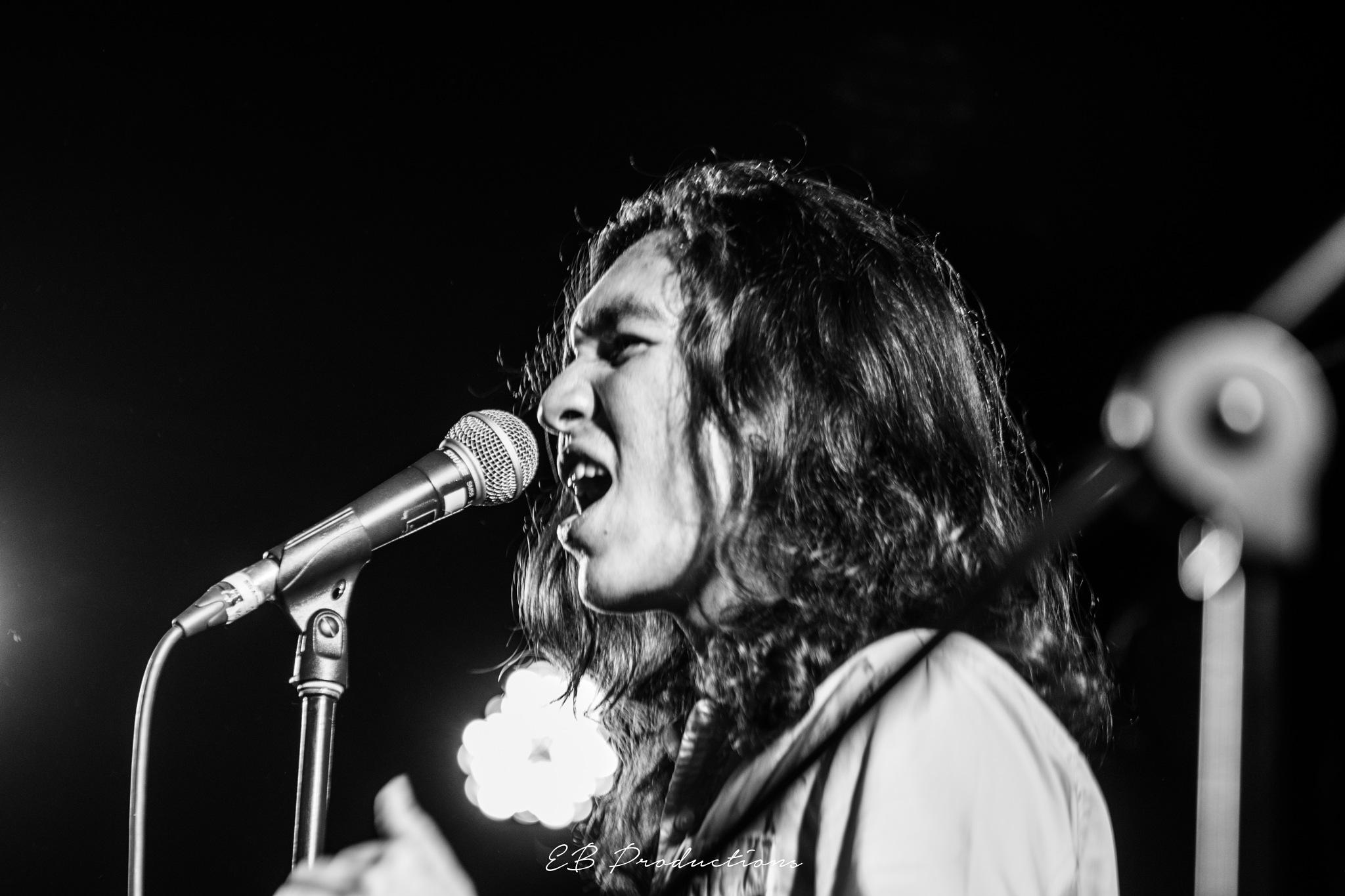 Vocalist by Elliot Boey