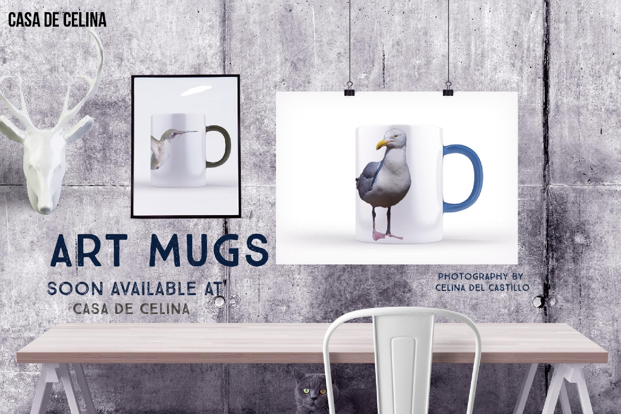 Mug design by Celina del Castillo by Celina del Castillo