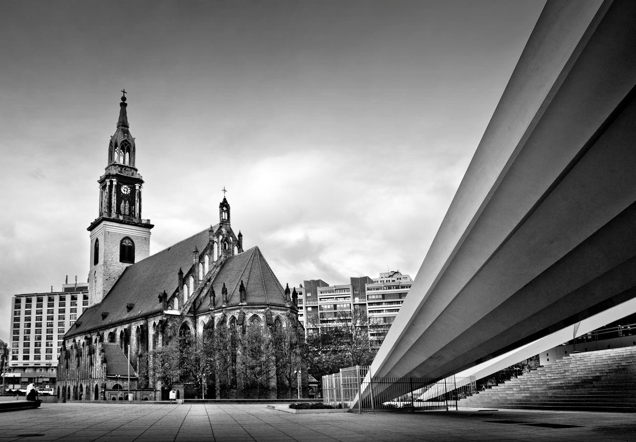 St. Mary Church by Iliya Iliev
