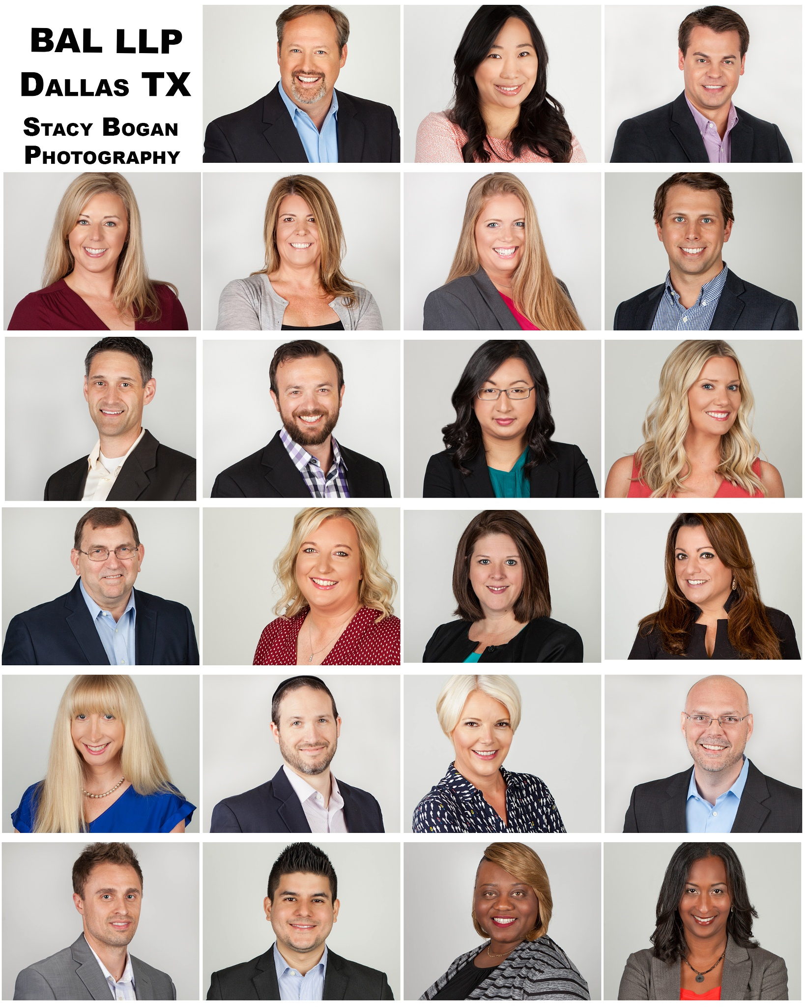 Corporate Headshots by Stacy Bogan