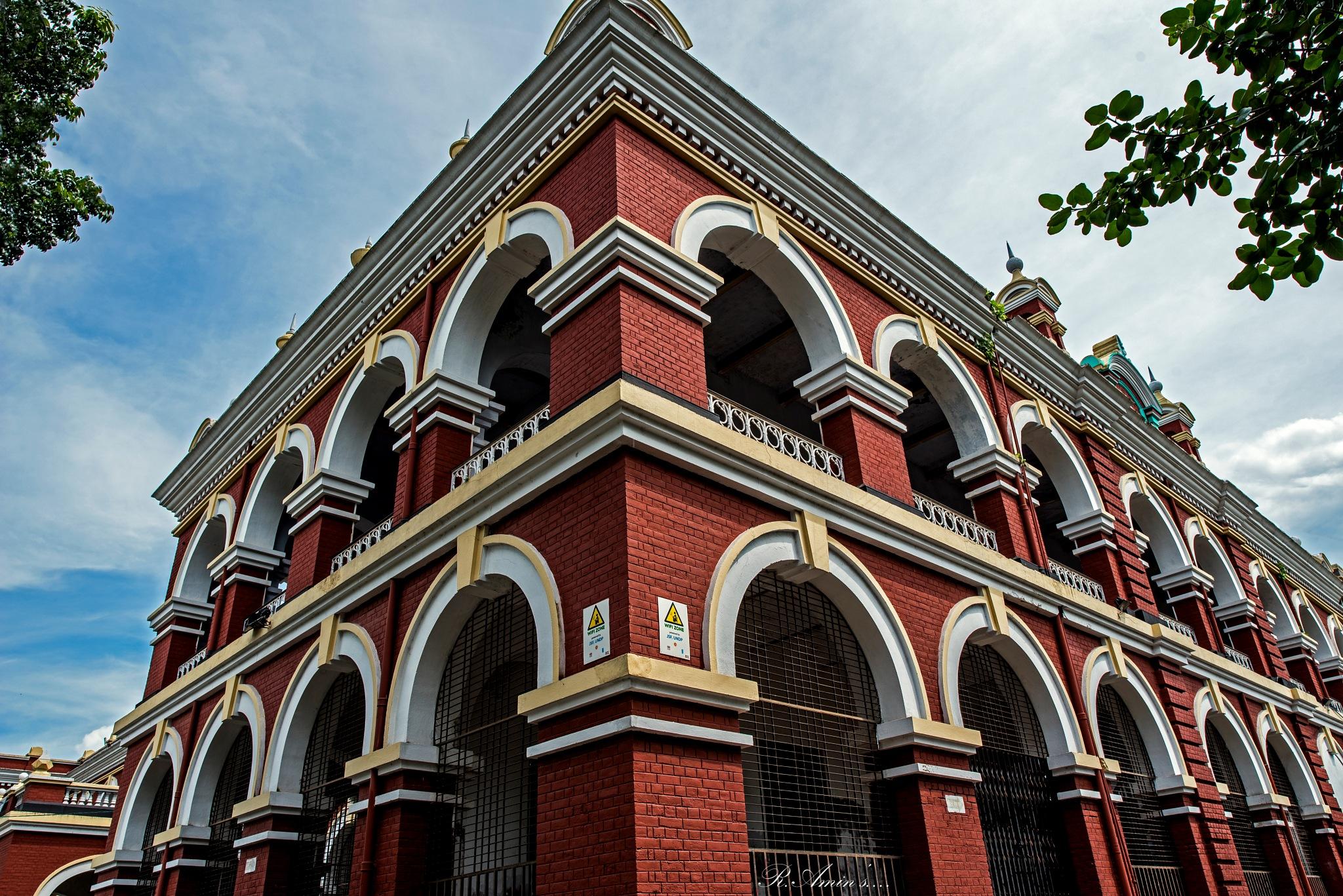 Judge Court at Pabna City, Bangladesh by Md. Ruhul Amin