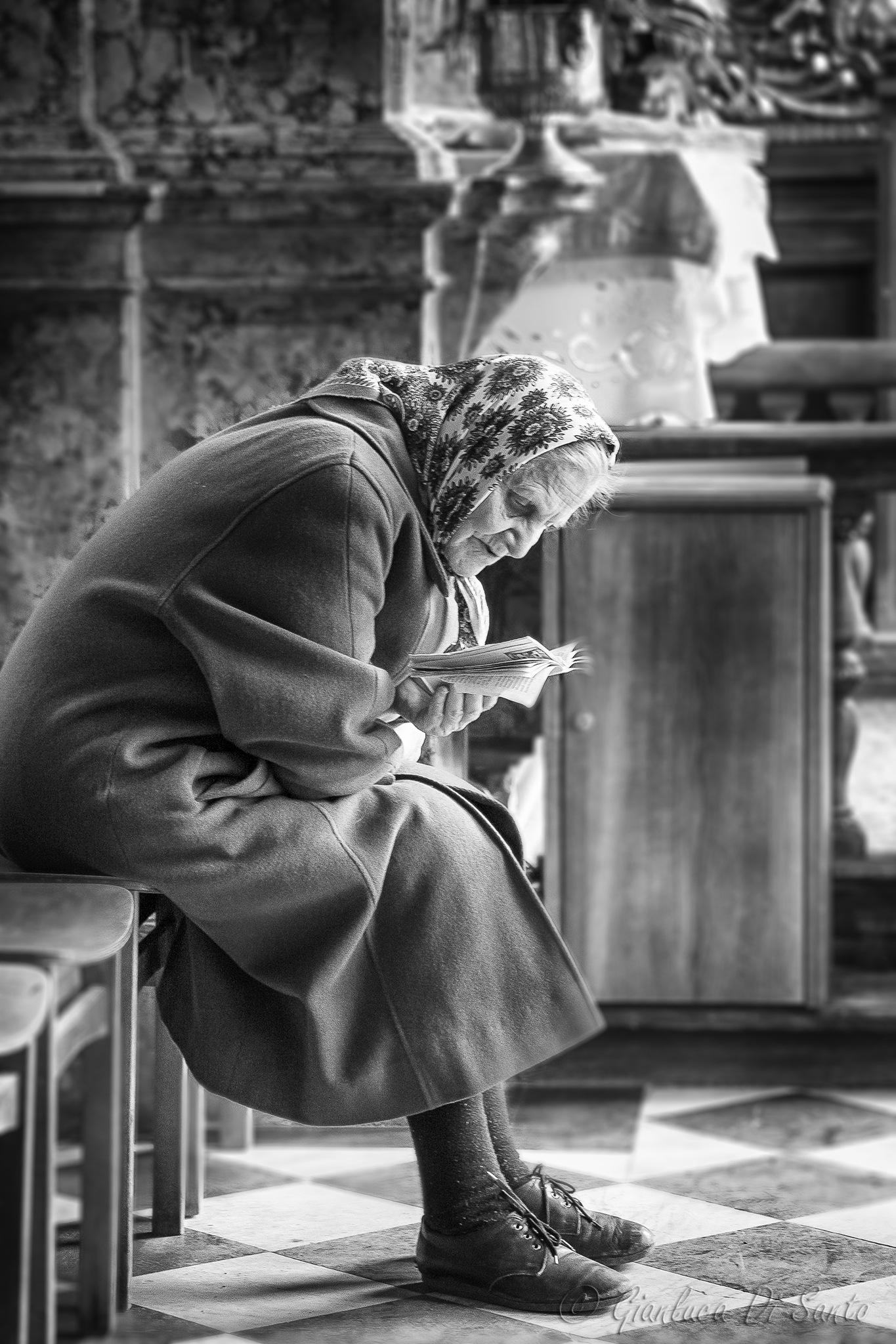 Prayers by Gianluca Di Santo