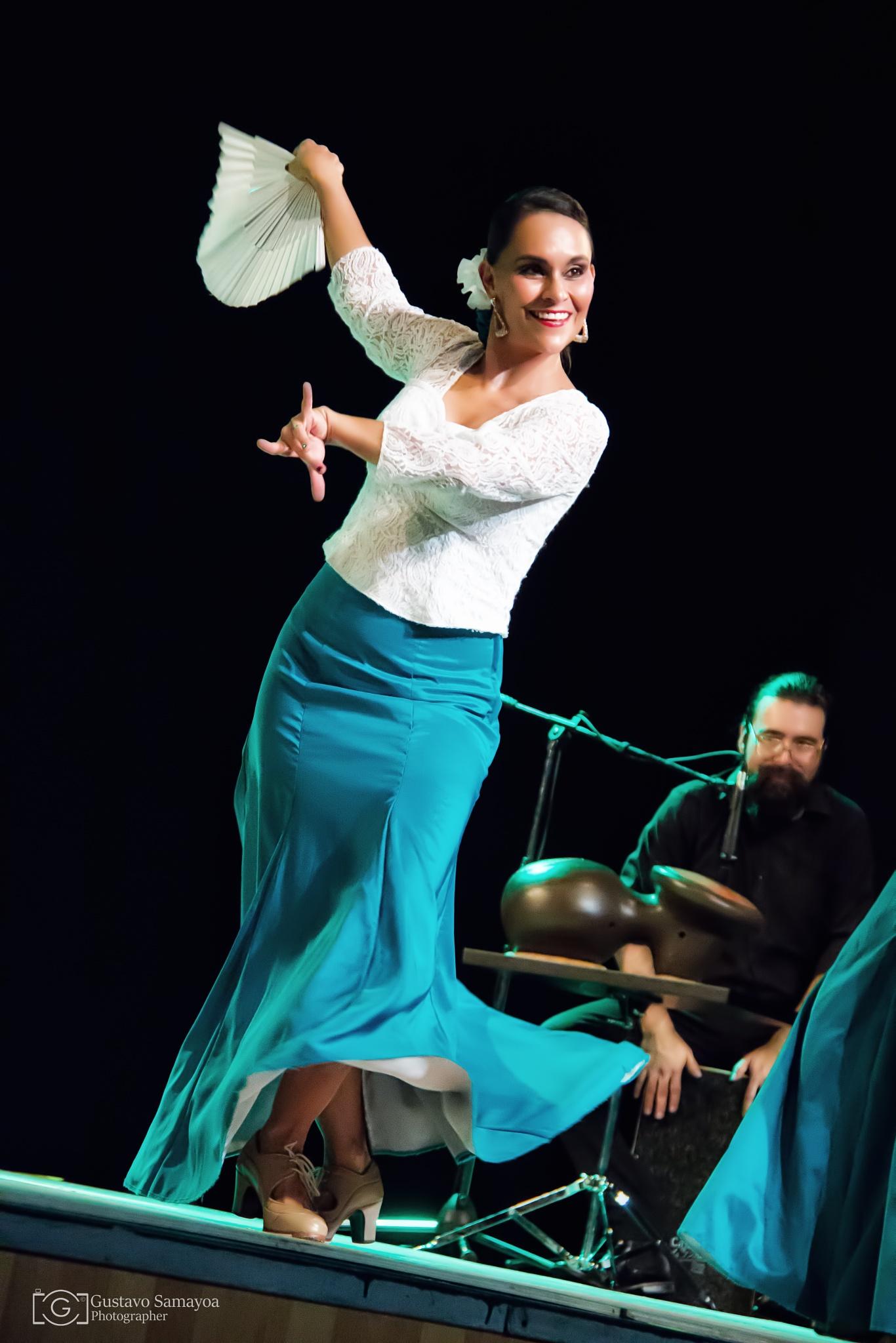Flamenco by Gustavo Samayoa