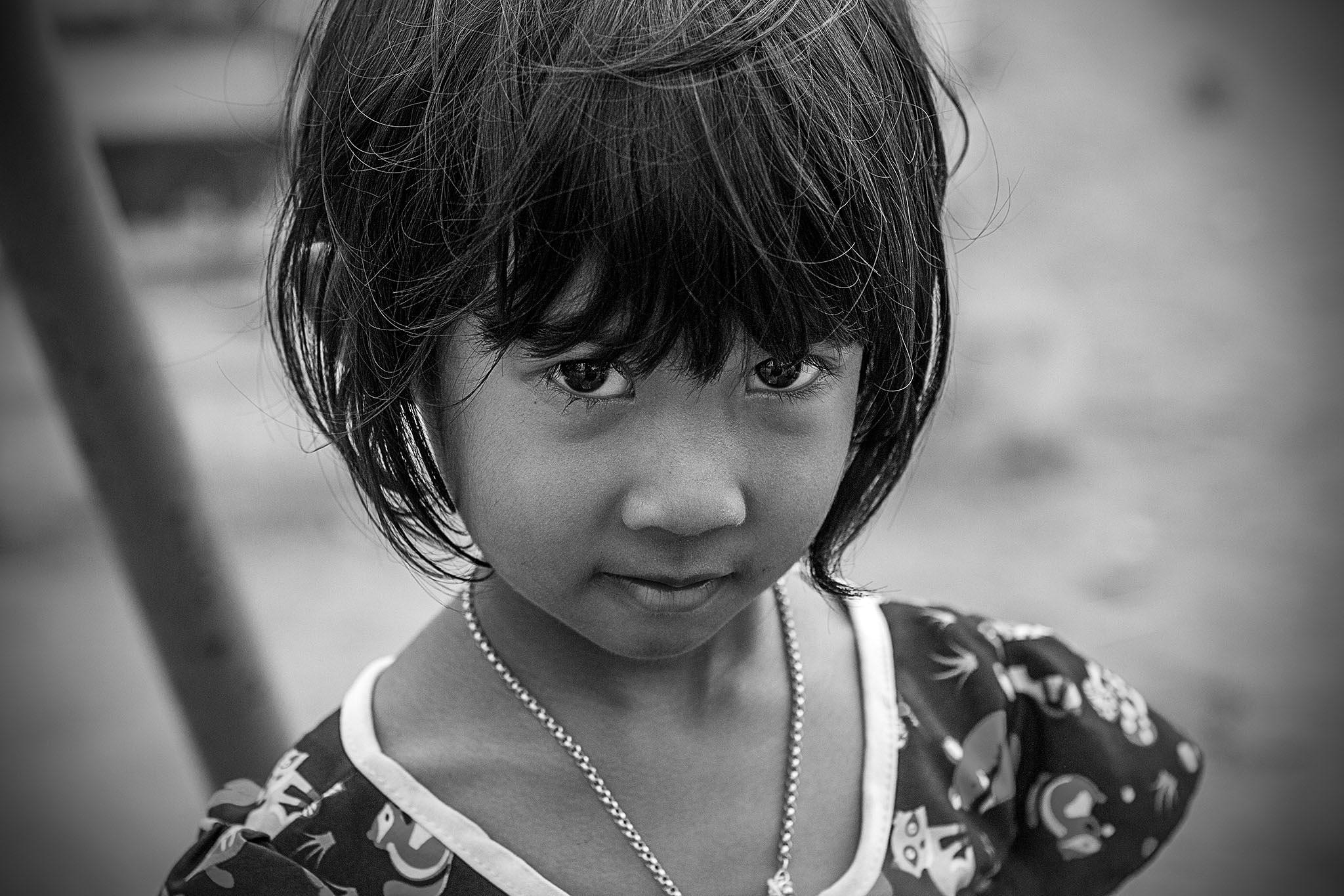 Kids from Kanchanaburi by Zeno Bresson