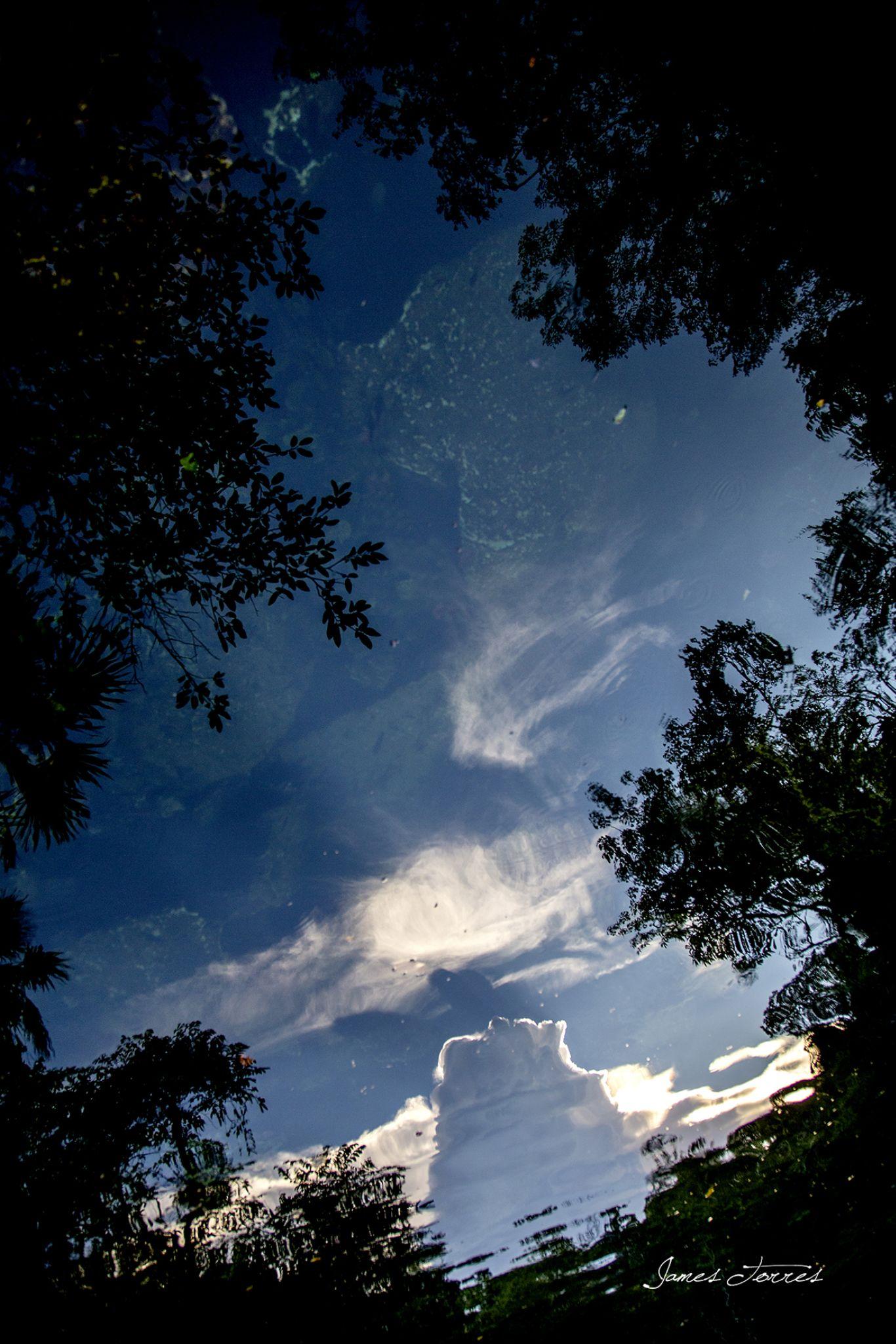 Cielo despejado by James Torres
