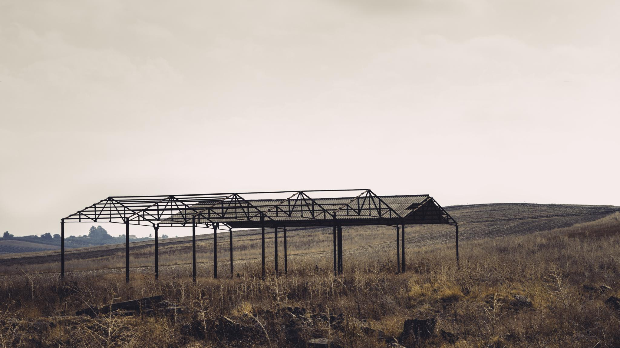 Farm Structure by declanfranklin
