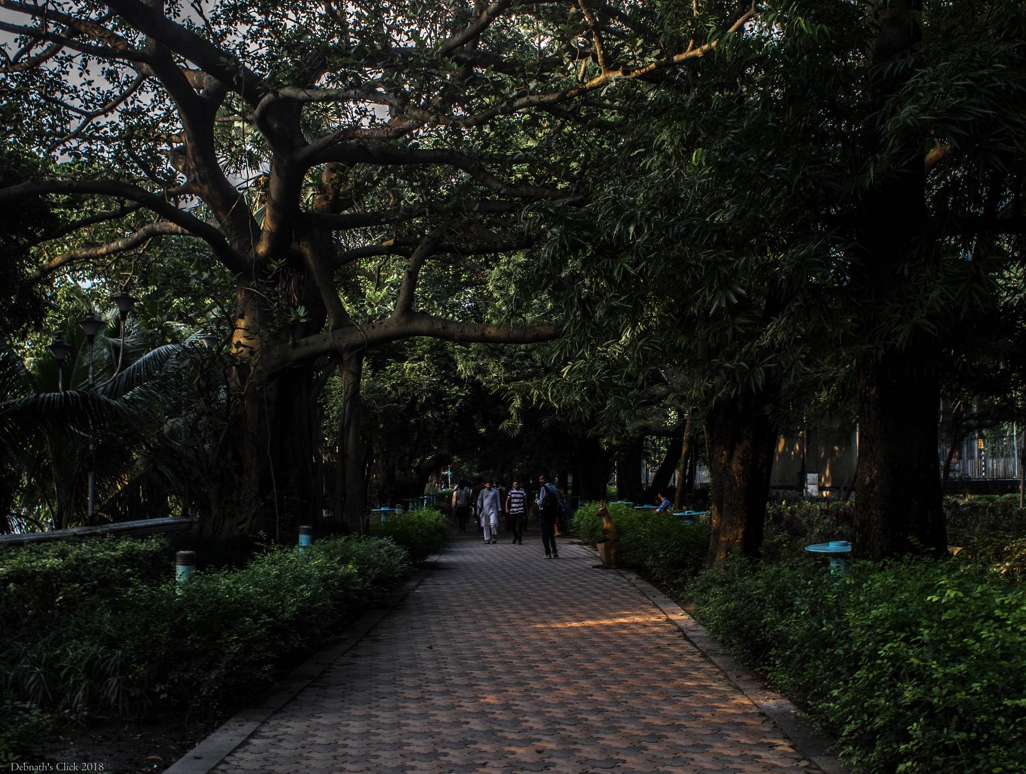 Princep Ghat by Suvojit Debnath