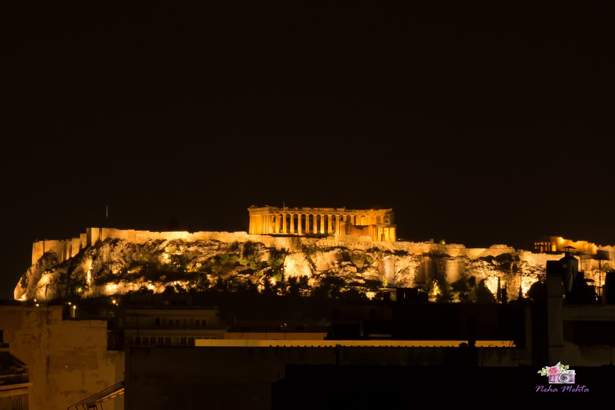 acropolis by Neha Mehta