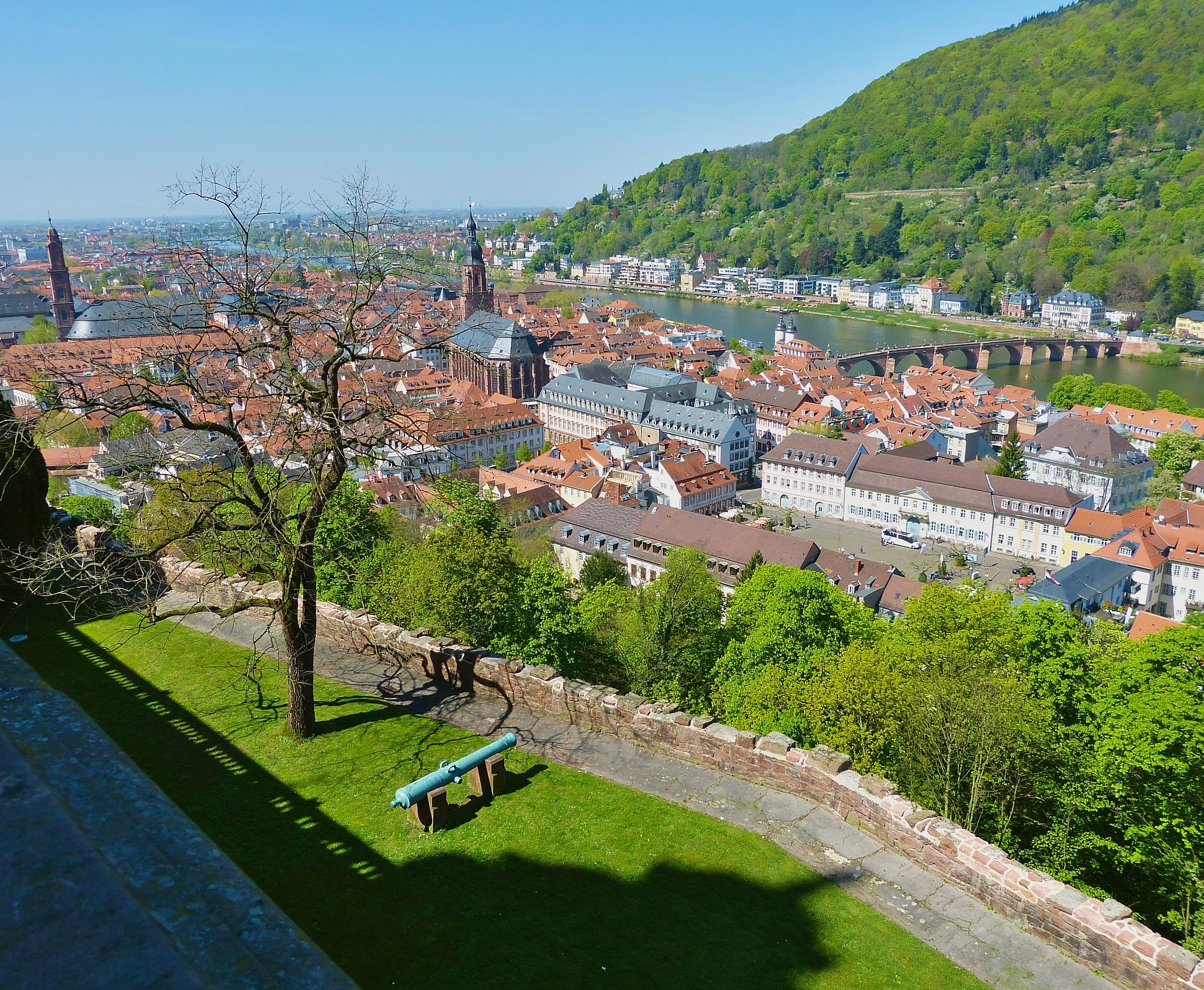 Heidelberg, Germany by Christoph Spannagel