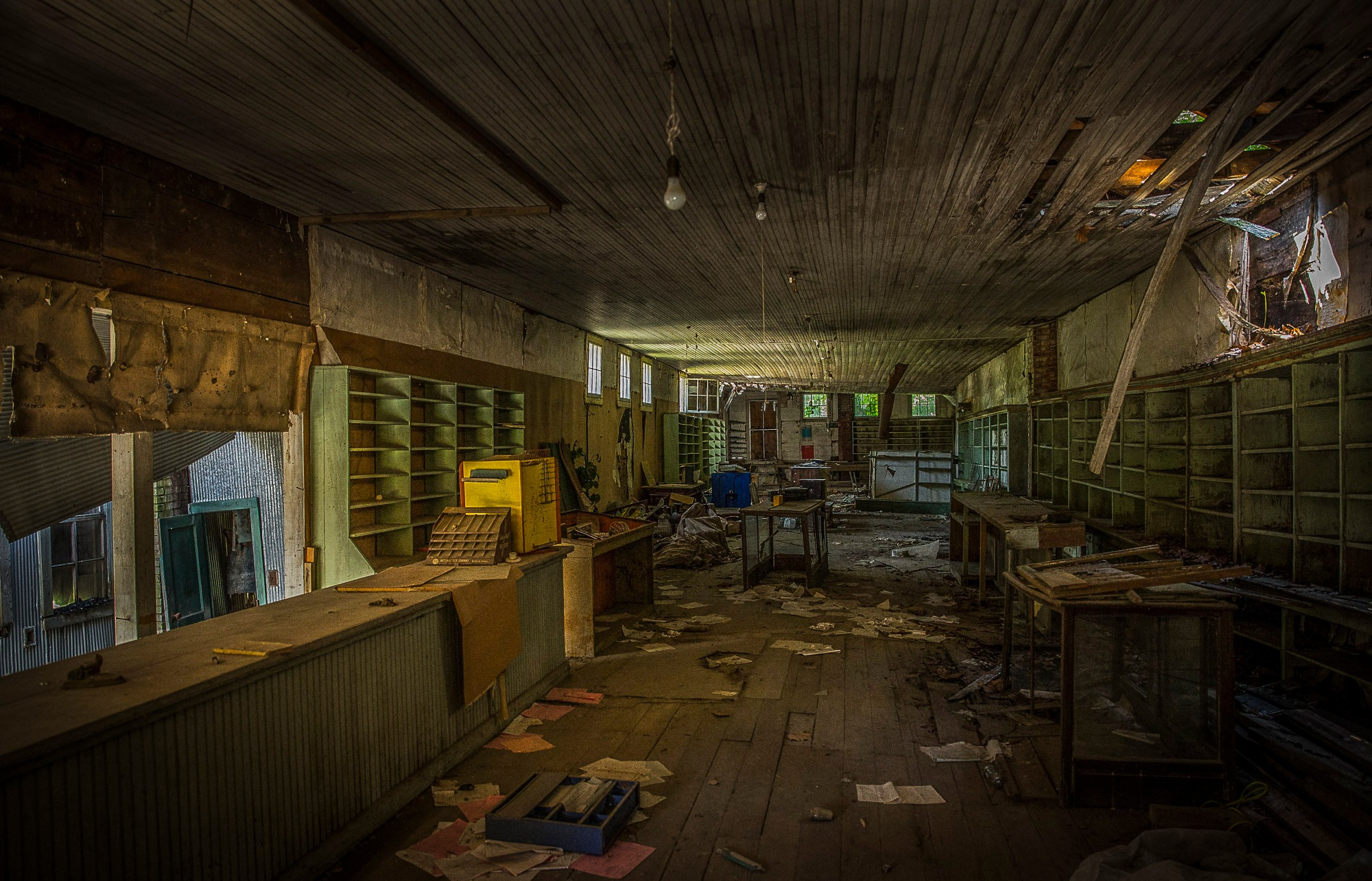 The Old Country Store by Razorsharp