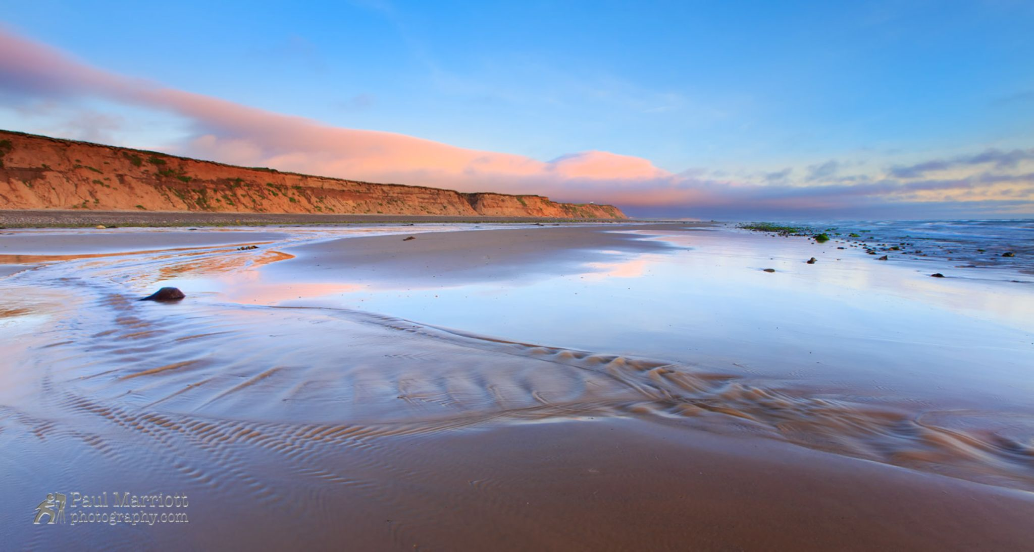 Tranquility by PaulMarriott