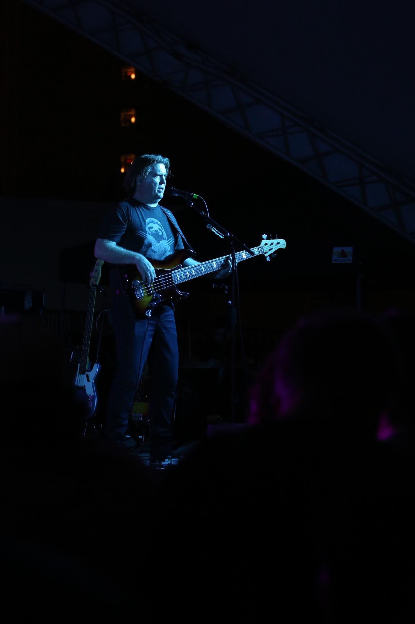 Bassist  by Robert Gayle