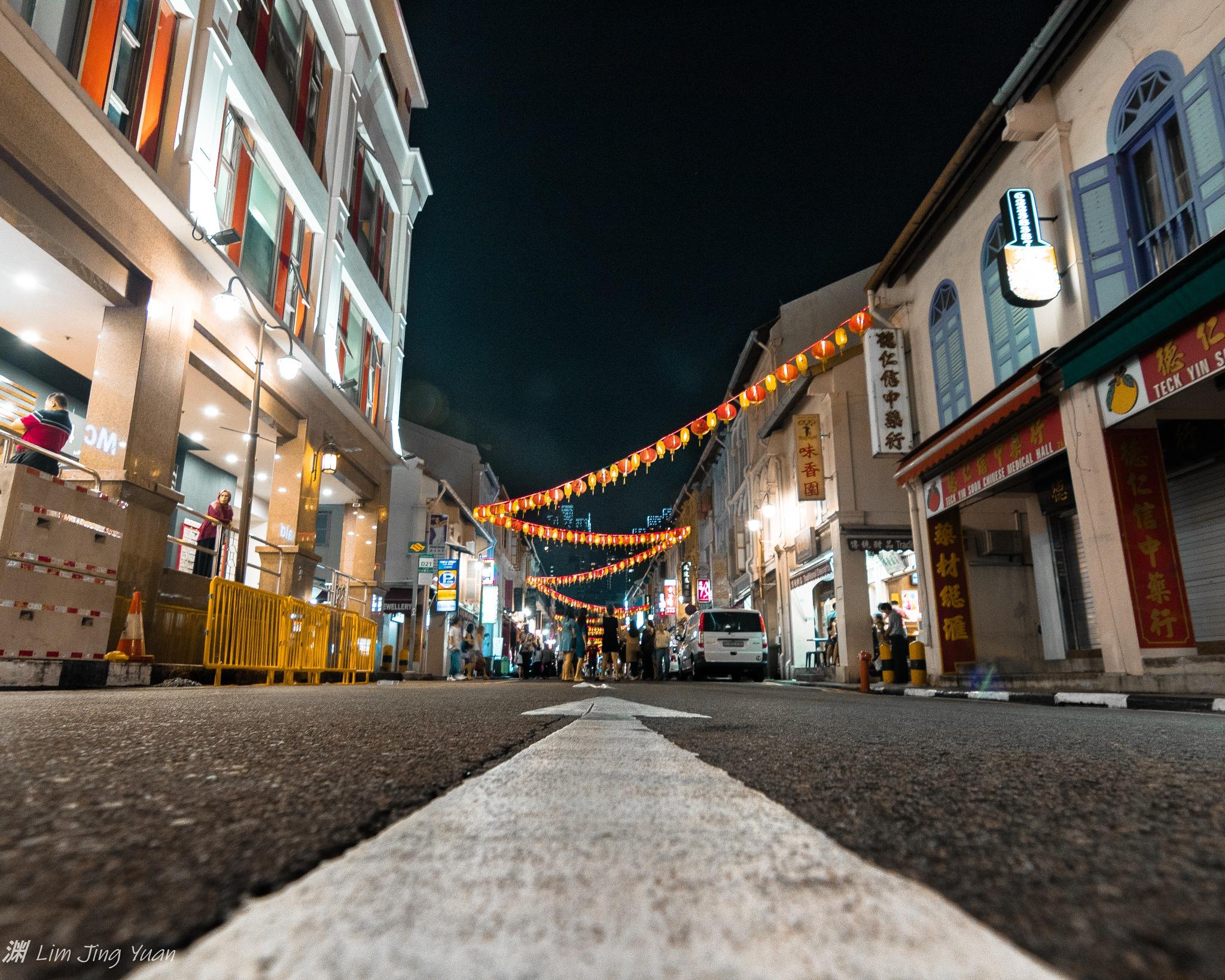 lights will guide you by Lim Jing Yuan