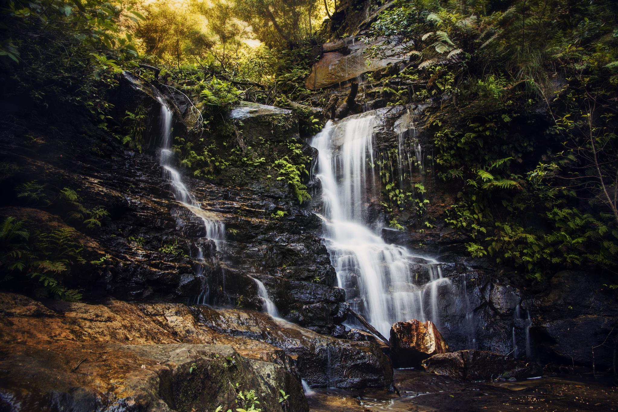 Empress Falls by Mitchell Grima