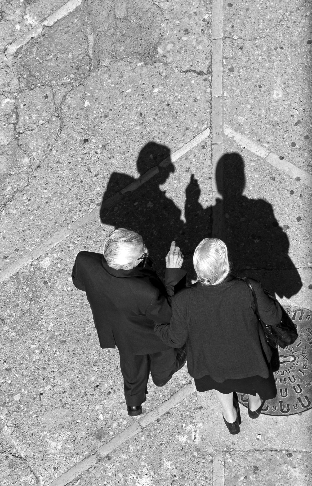 shadows by Markos Kyprianos