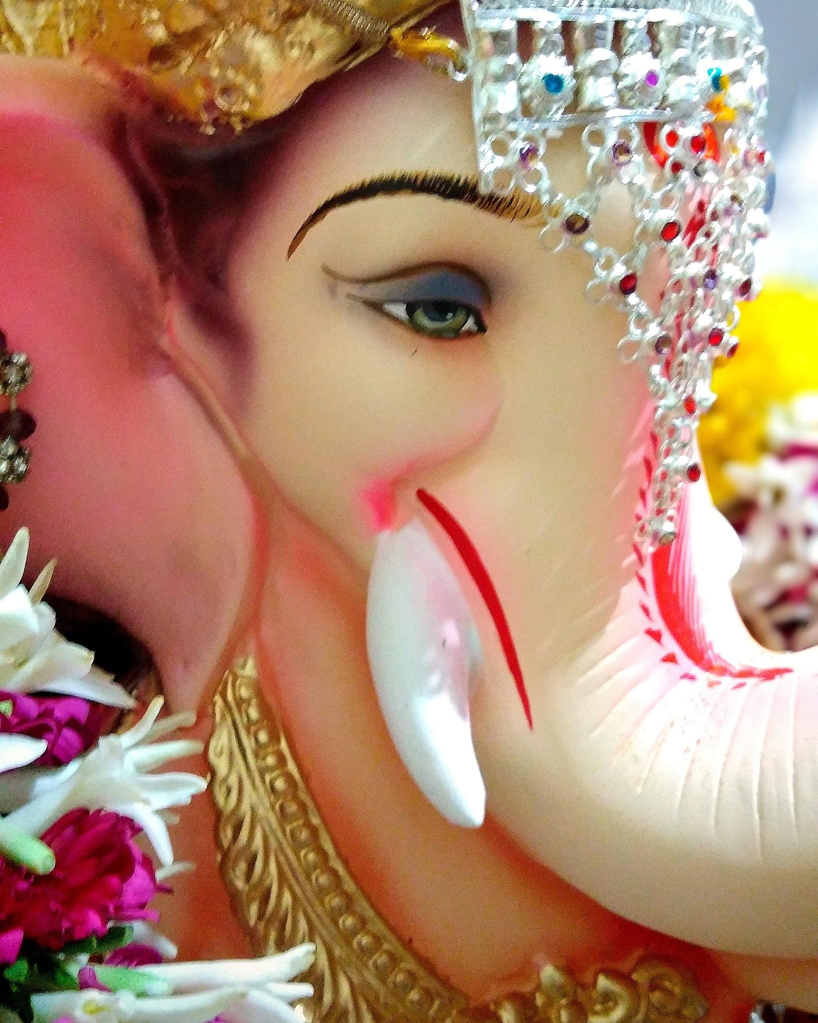 Ganapati Bappa Moreya  by Amit Gajraj Chavan