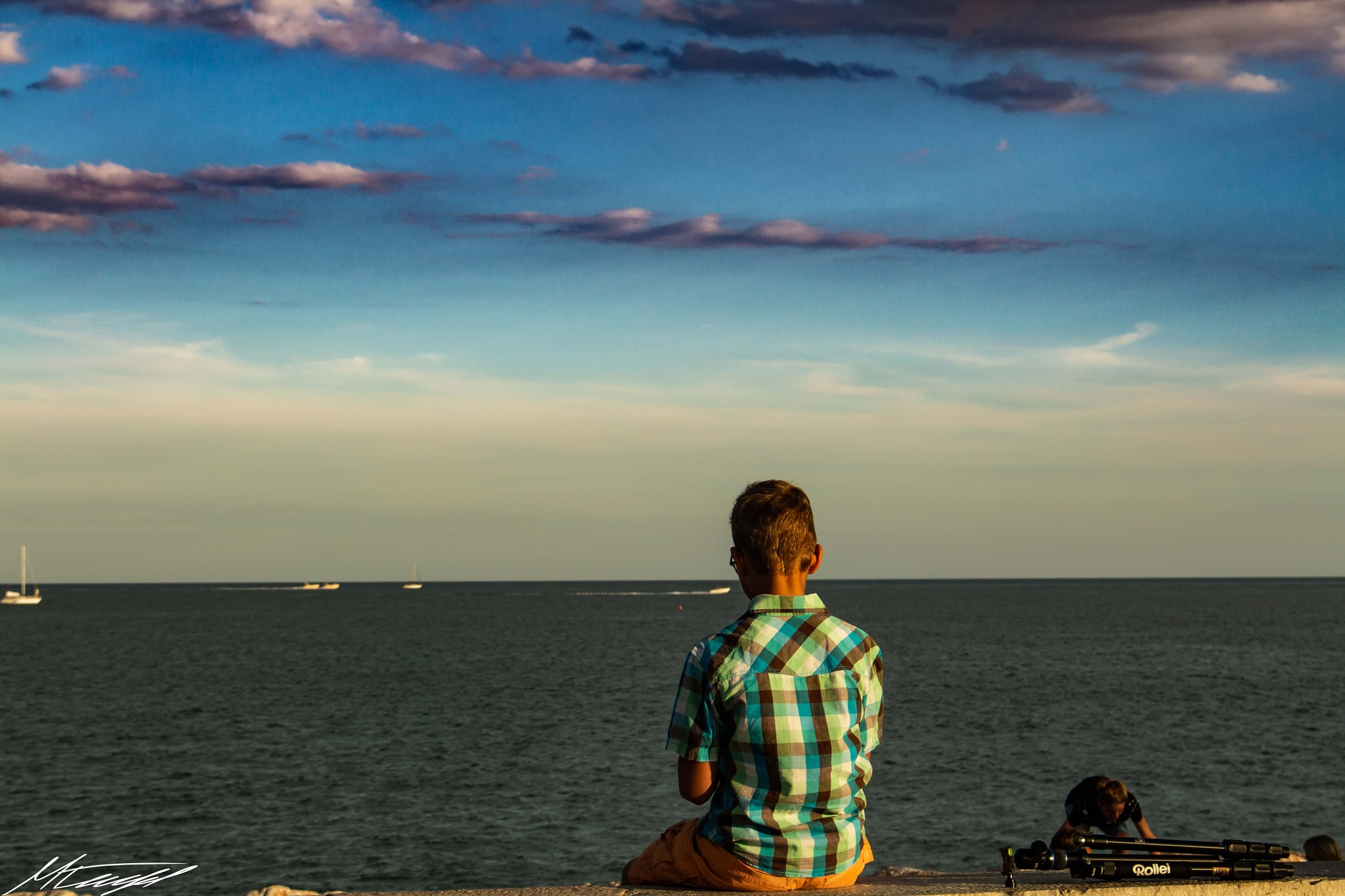 amazing coast view  by Marius Teufel
