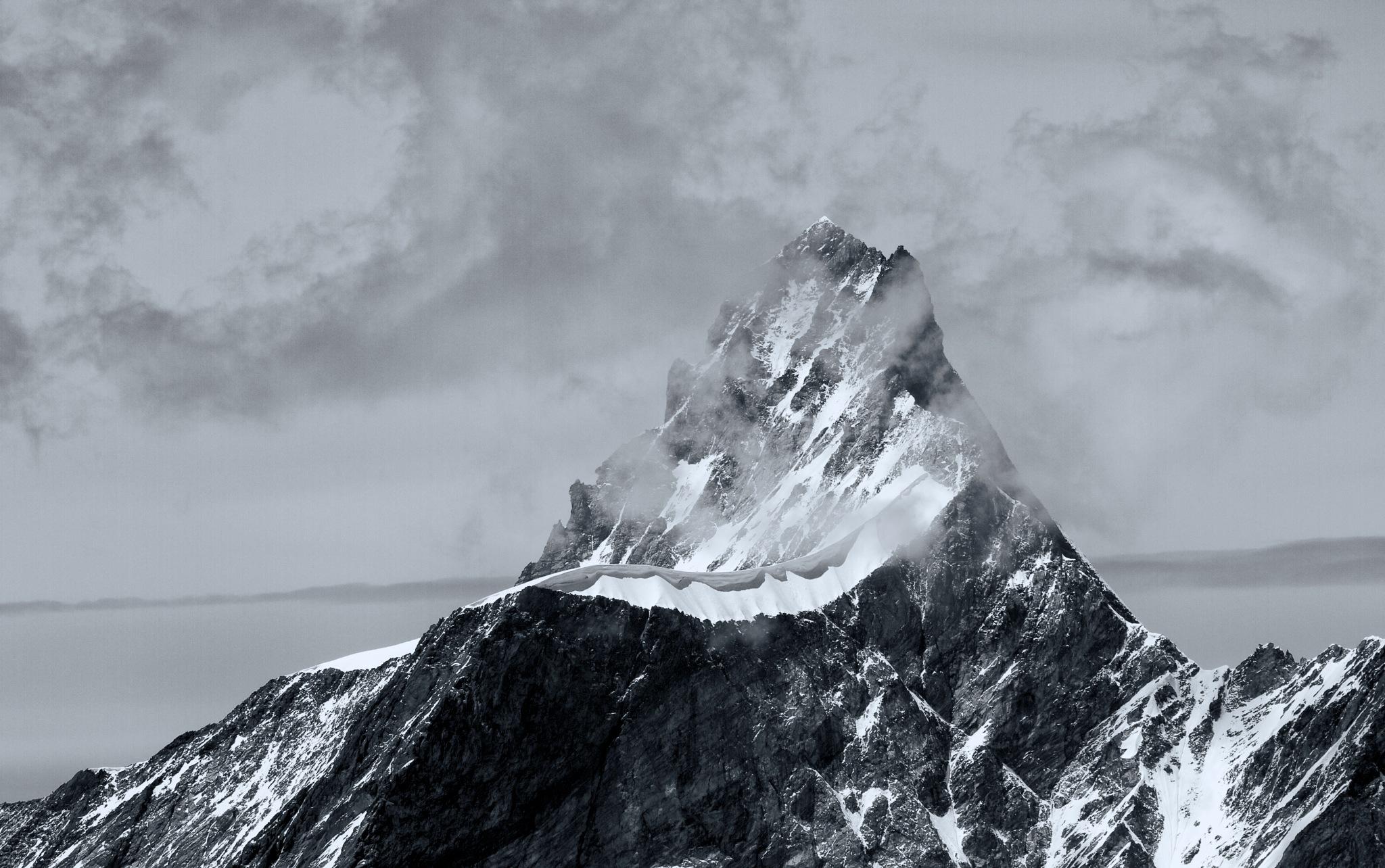 Mountain by Wim