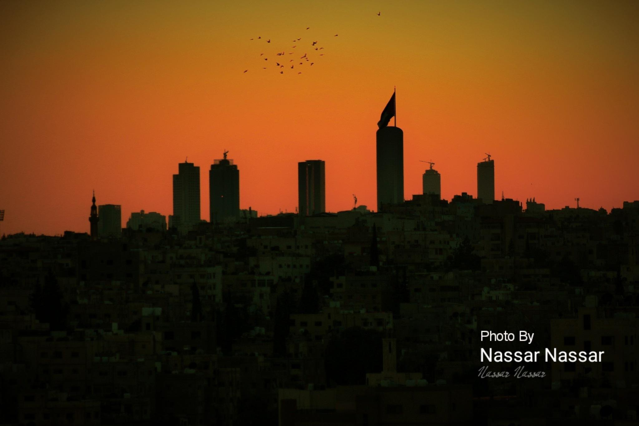 Abdali Towers   by Nassar Hasan Nassar nassar