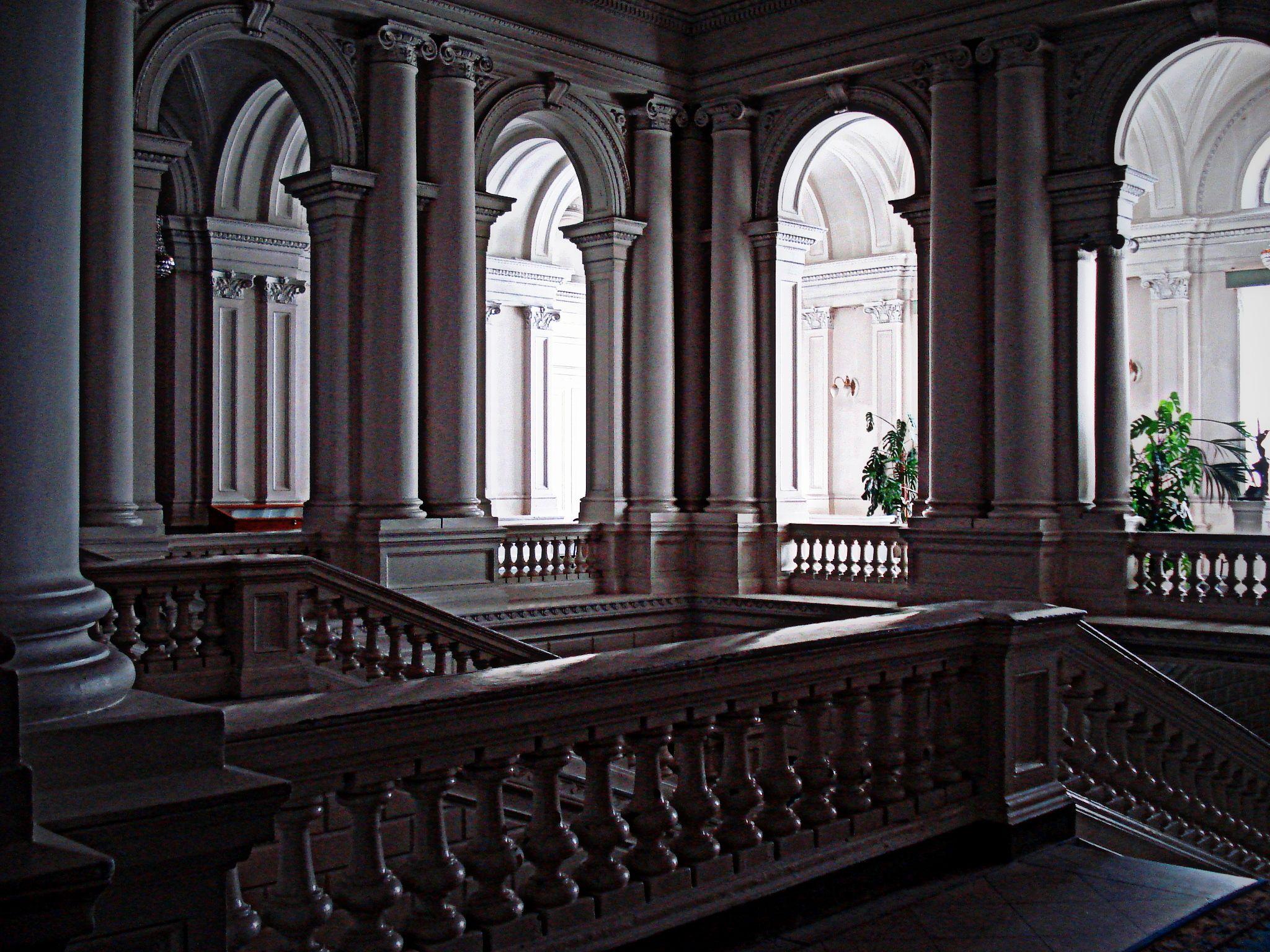 St. Petersburg Conservatory, by Miklós Balázs