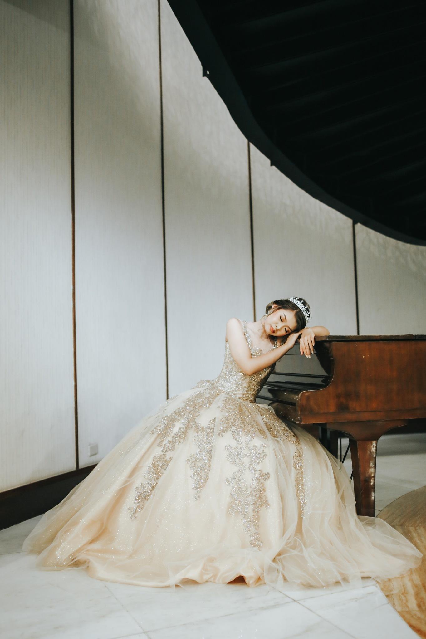 Diane @ XVIII by Ricky Emmanuel Domingo