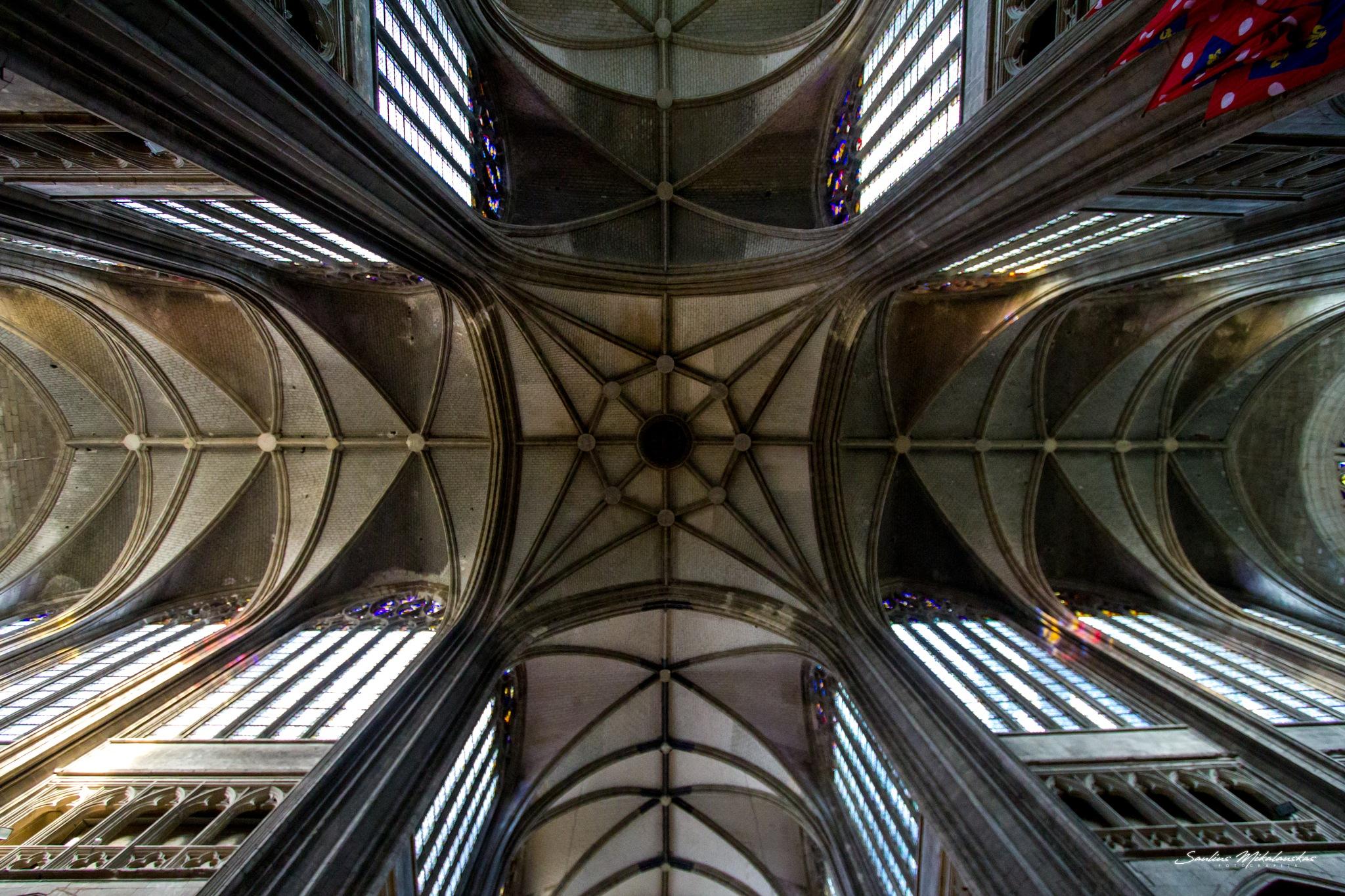 Gothic by Saulius Mikalauskas