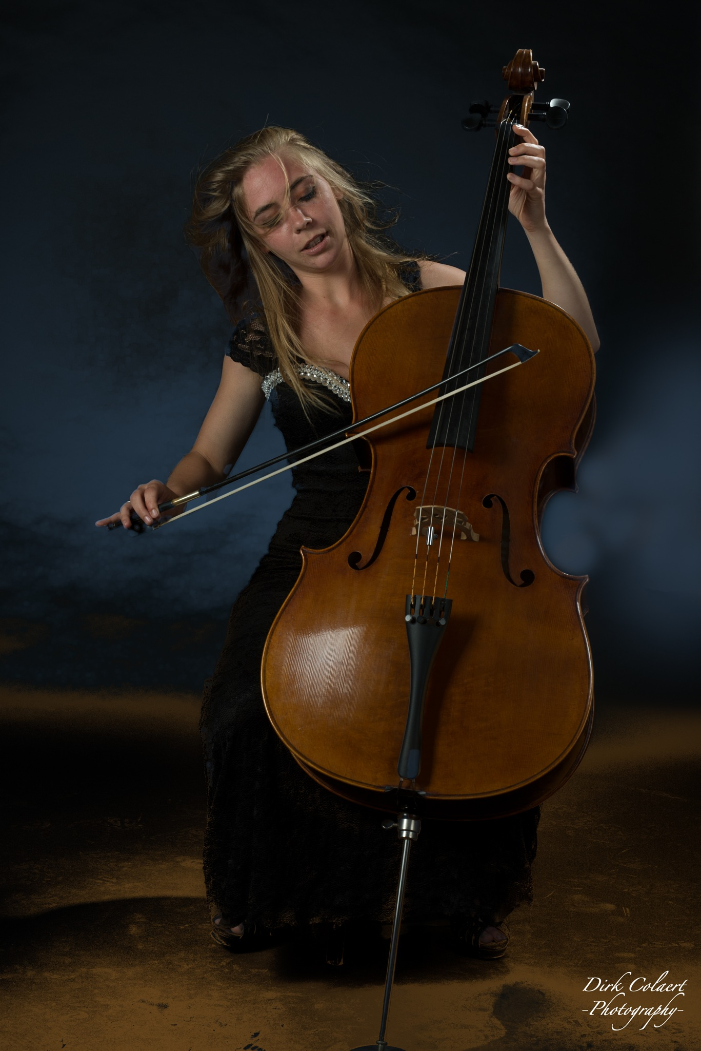 cello by Dirk Colaert