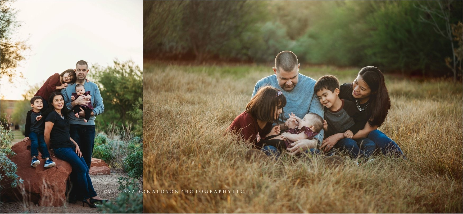 Love this family of five:  by Melissa Tucker-Donaldson