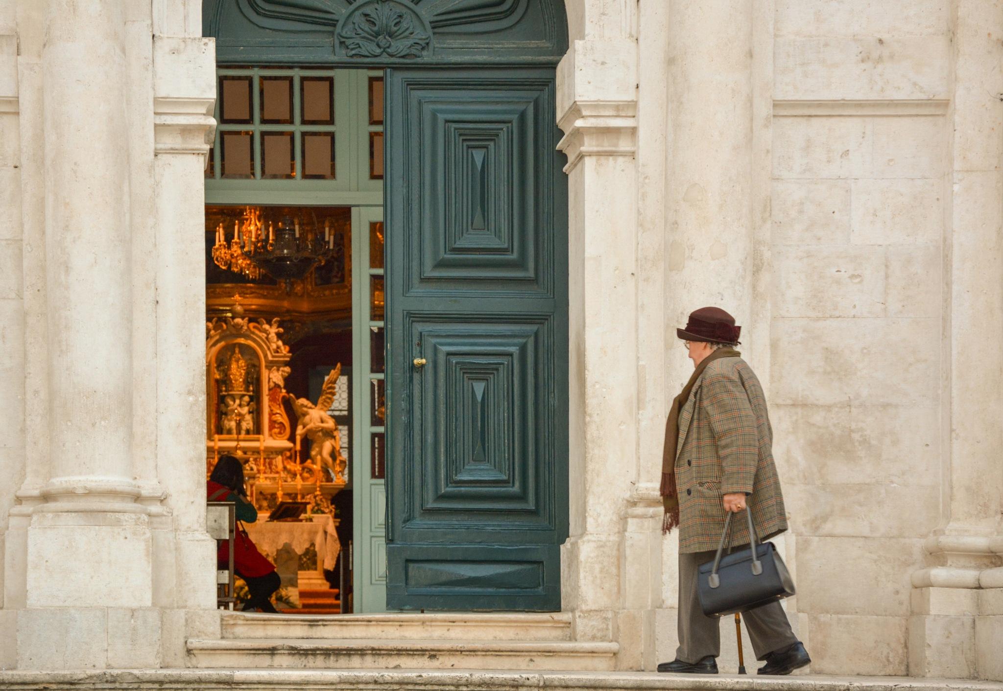 Visitando al Supremo by robyluz_photo