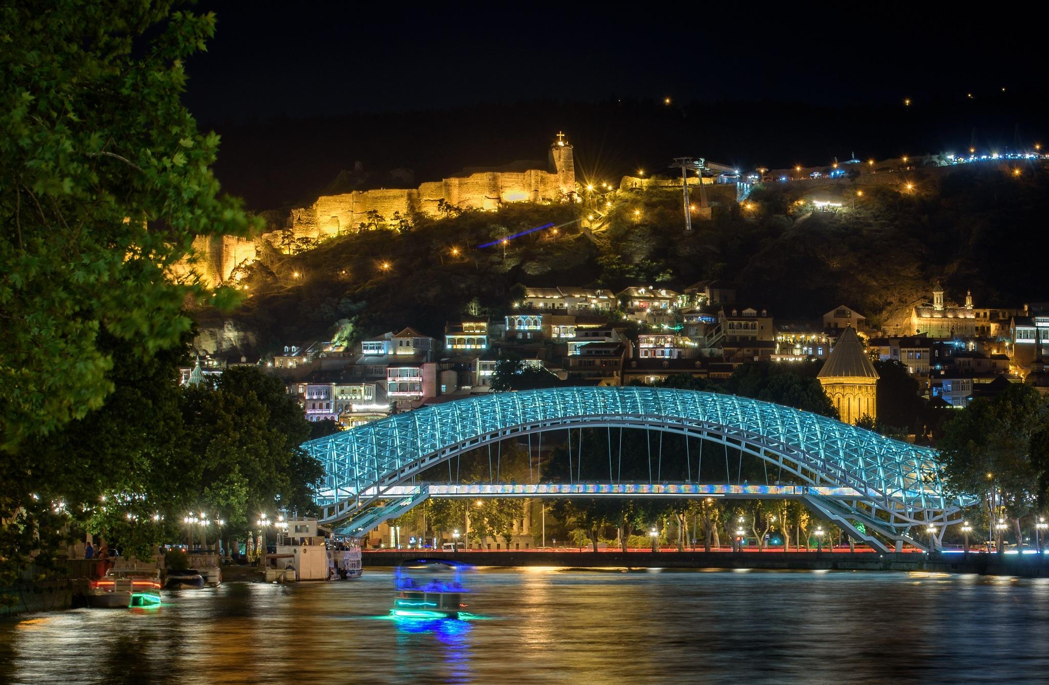 Tbilisi by Ali Abrar