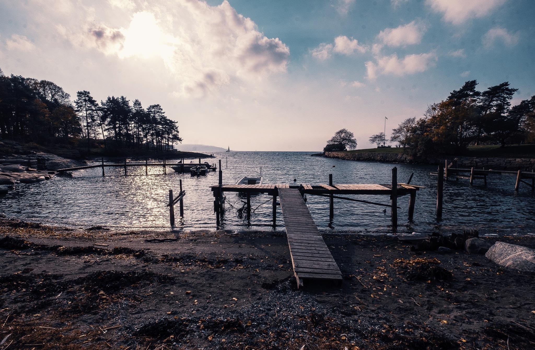 Huk beach  by JonArneFoss