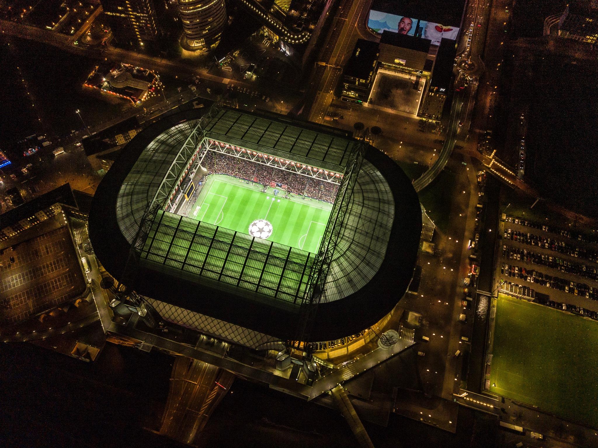 Ajax - Real Madrid 13-1-19 by Remco Bouwman