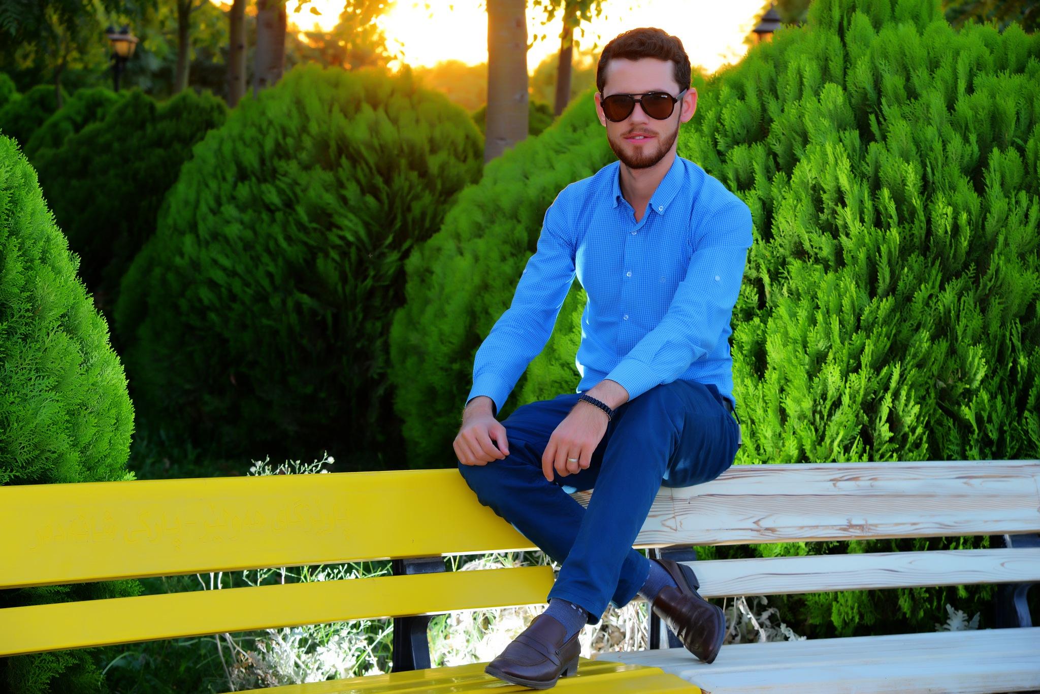 happy birthday my friend  by Farman Kurdish