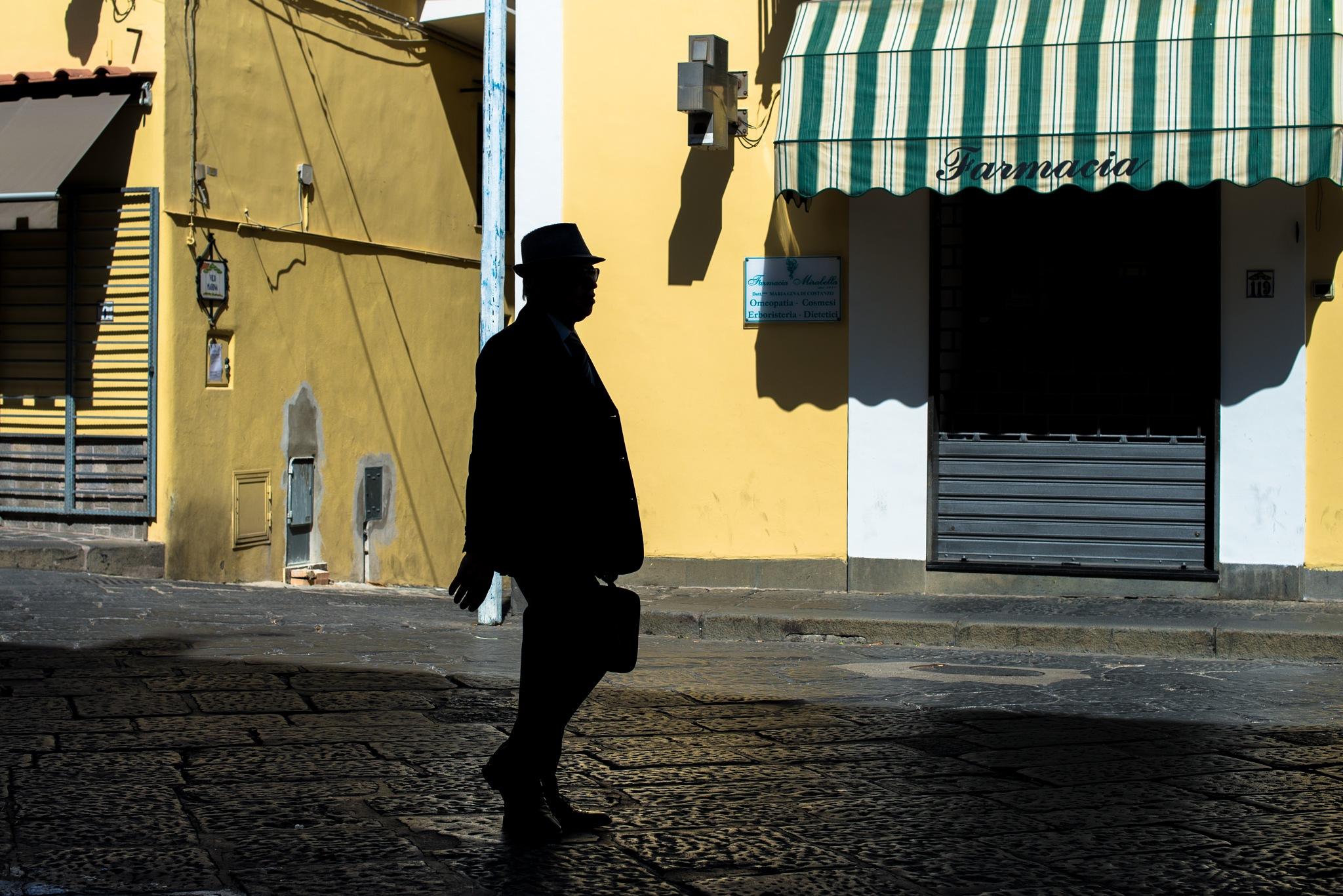 Don Corleone by Jana Kupčáková