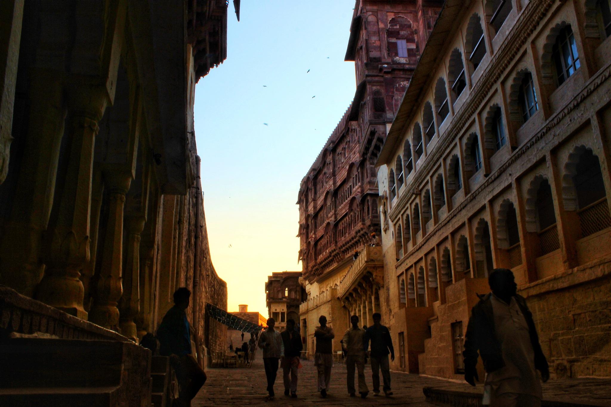 A royal past by Amal Sudharman