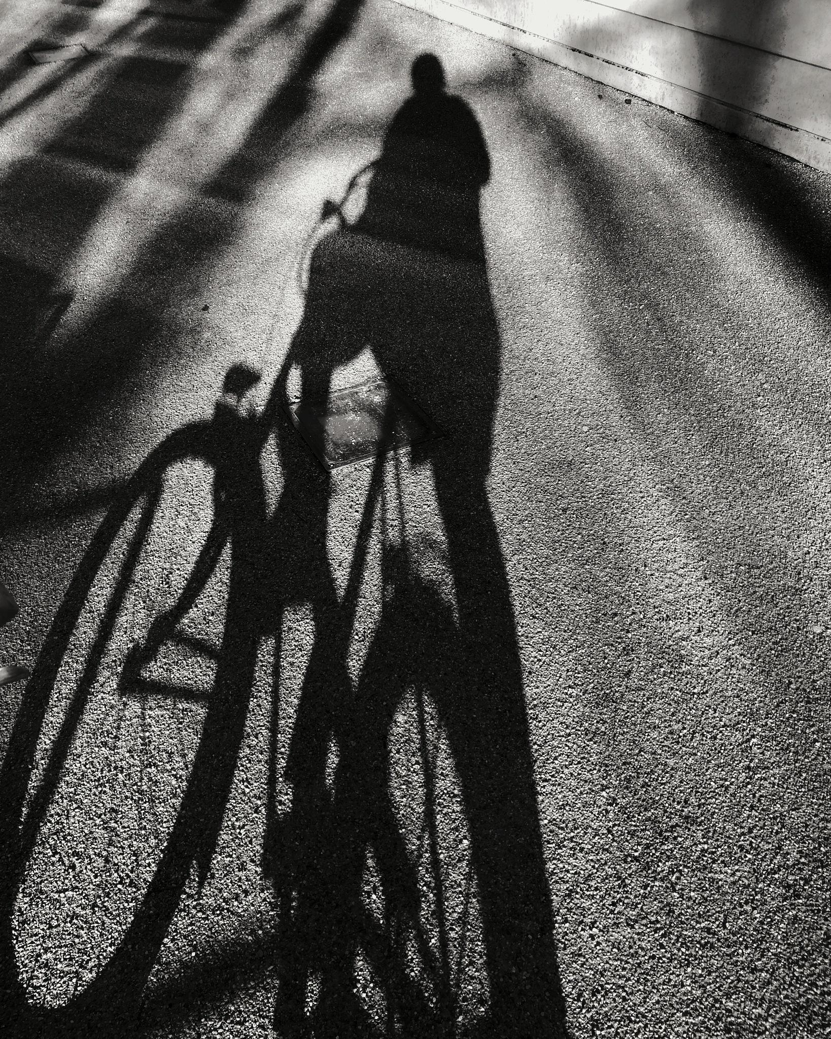 love to ride my bike by Caroline Pullirsch