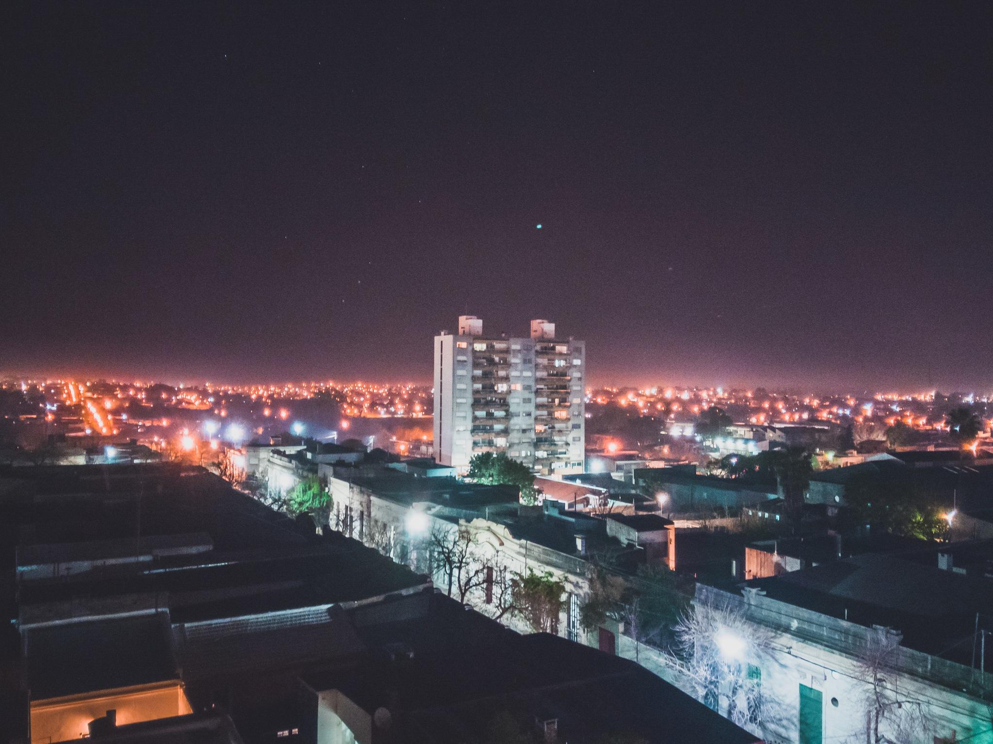 Hotline City by Kraper (Matías Olivera)