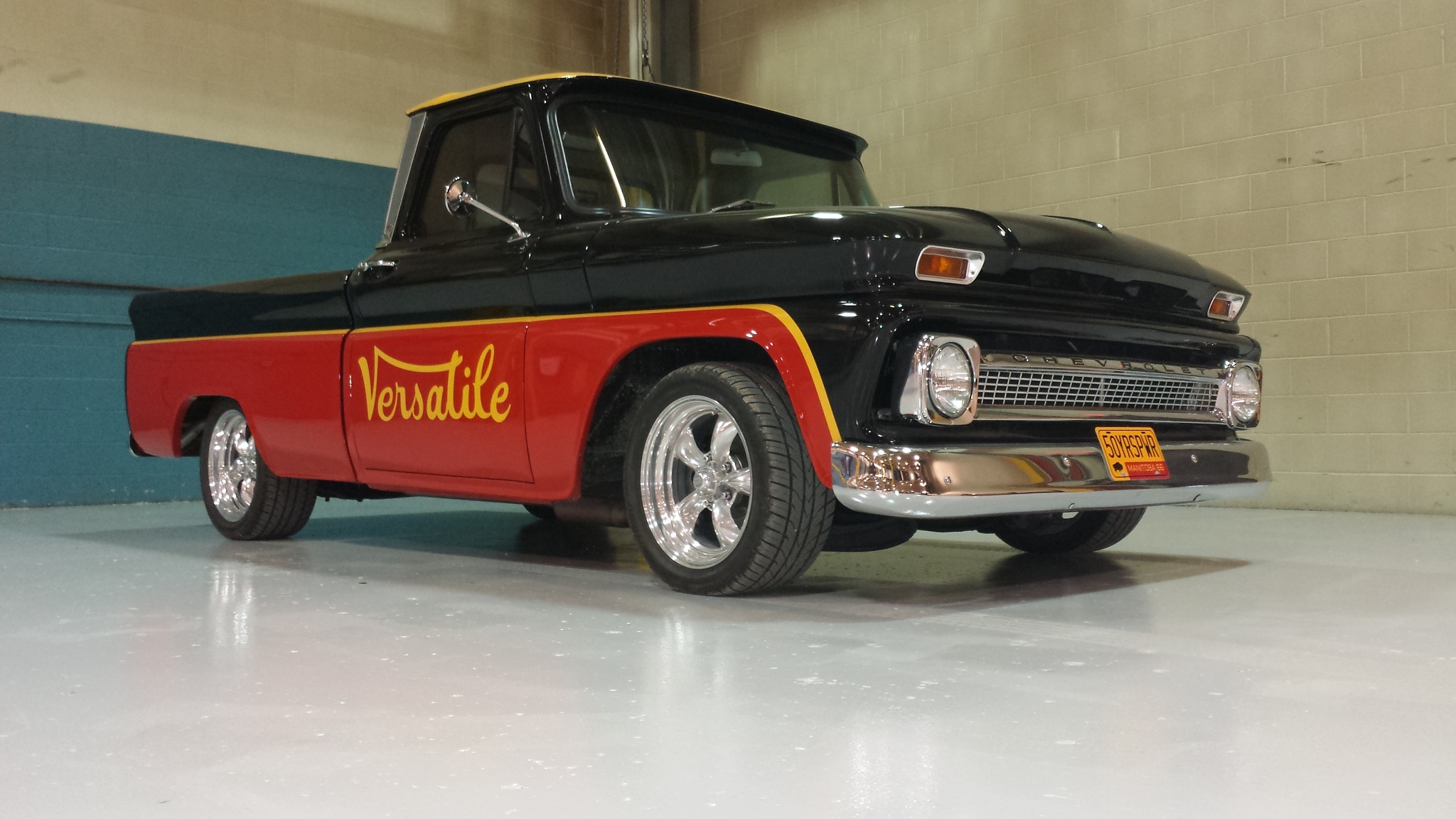 66 Chevy by Loki17