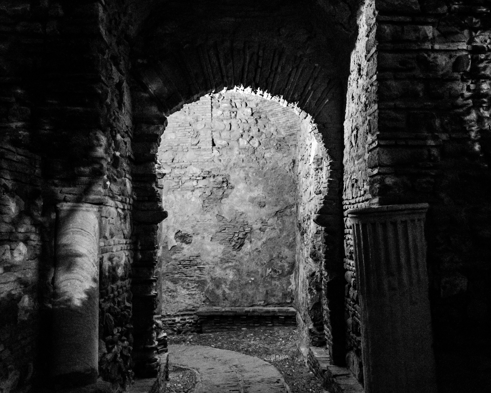 Entrance by Borja Robles