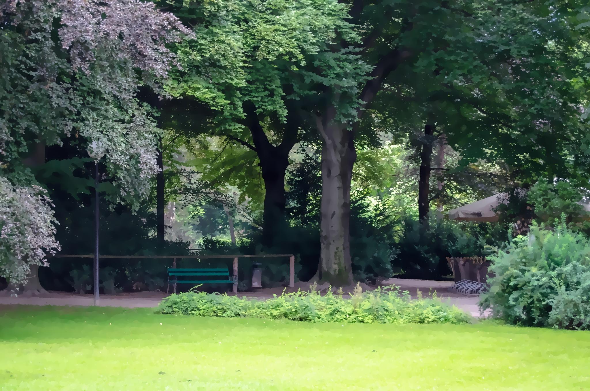 Innsbruck Garden by Borja Robles