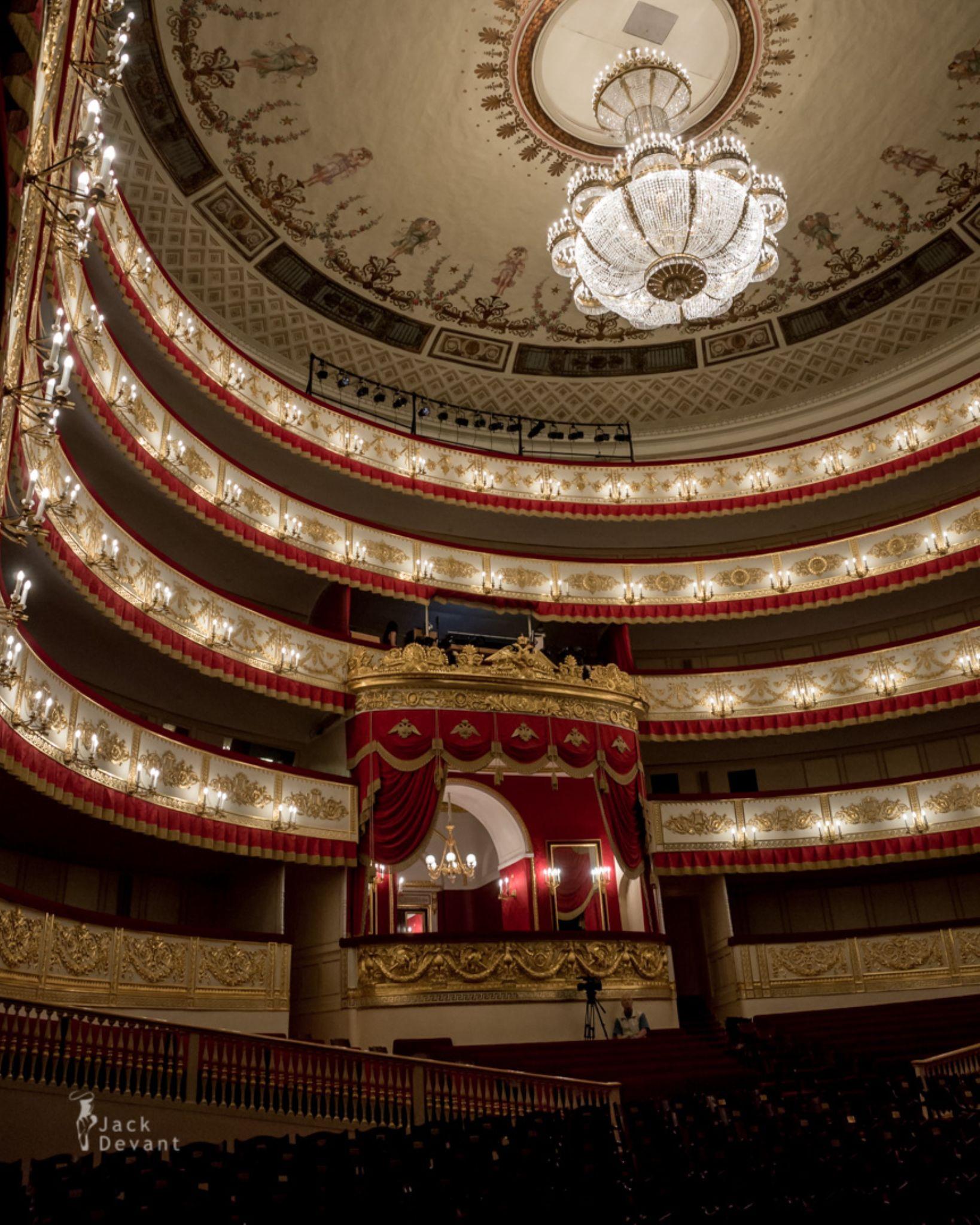 Alexandrinsky Theatre by Jack Devant
